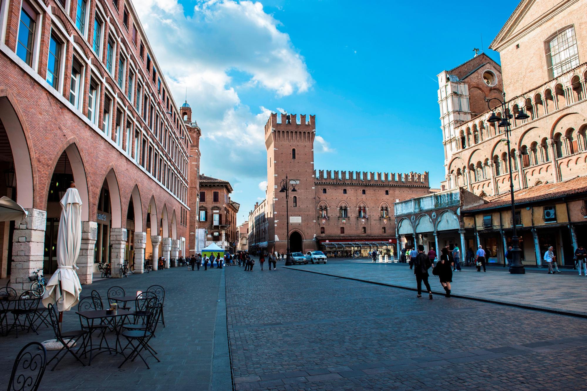 Ferrara, GETTY