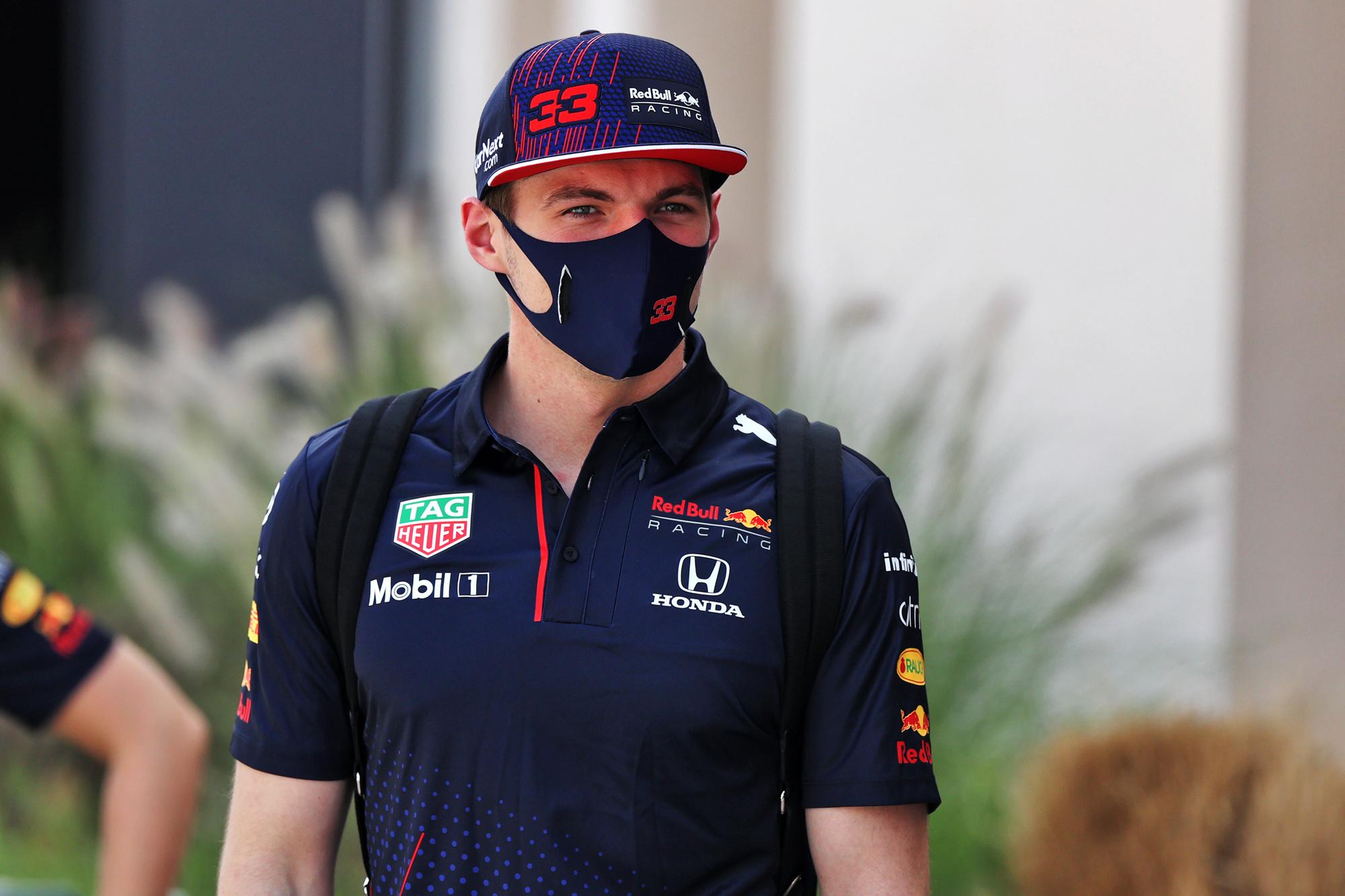 Max Verstappen doit être le principal concurrent de Lewis Hamilton., PRESSASSOCIATION