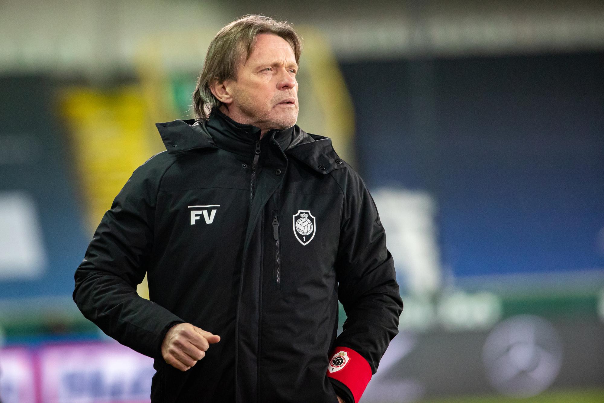 Franky Vercauteren., belga