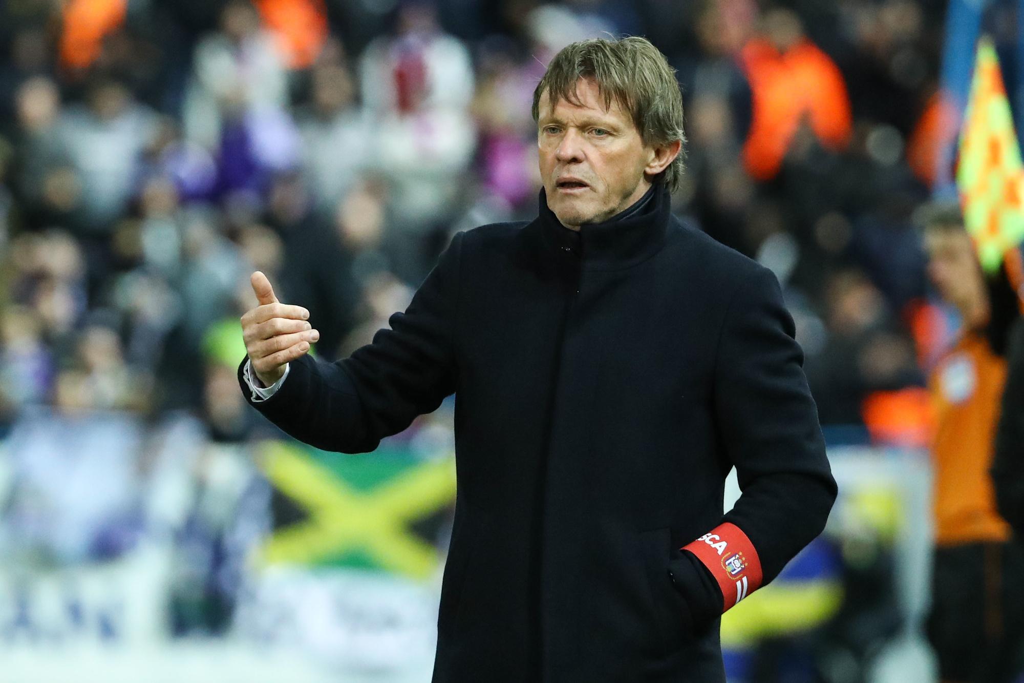 Wordt Frank Vercauteren de nieuwe coach van KRC Genk?, Belga Image
