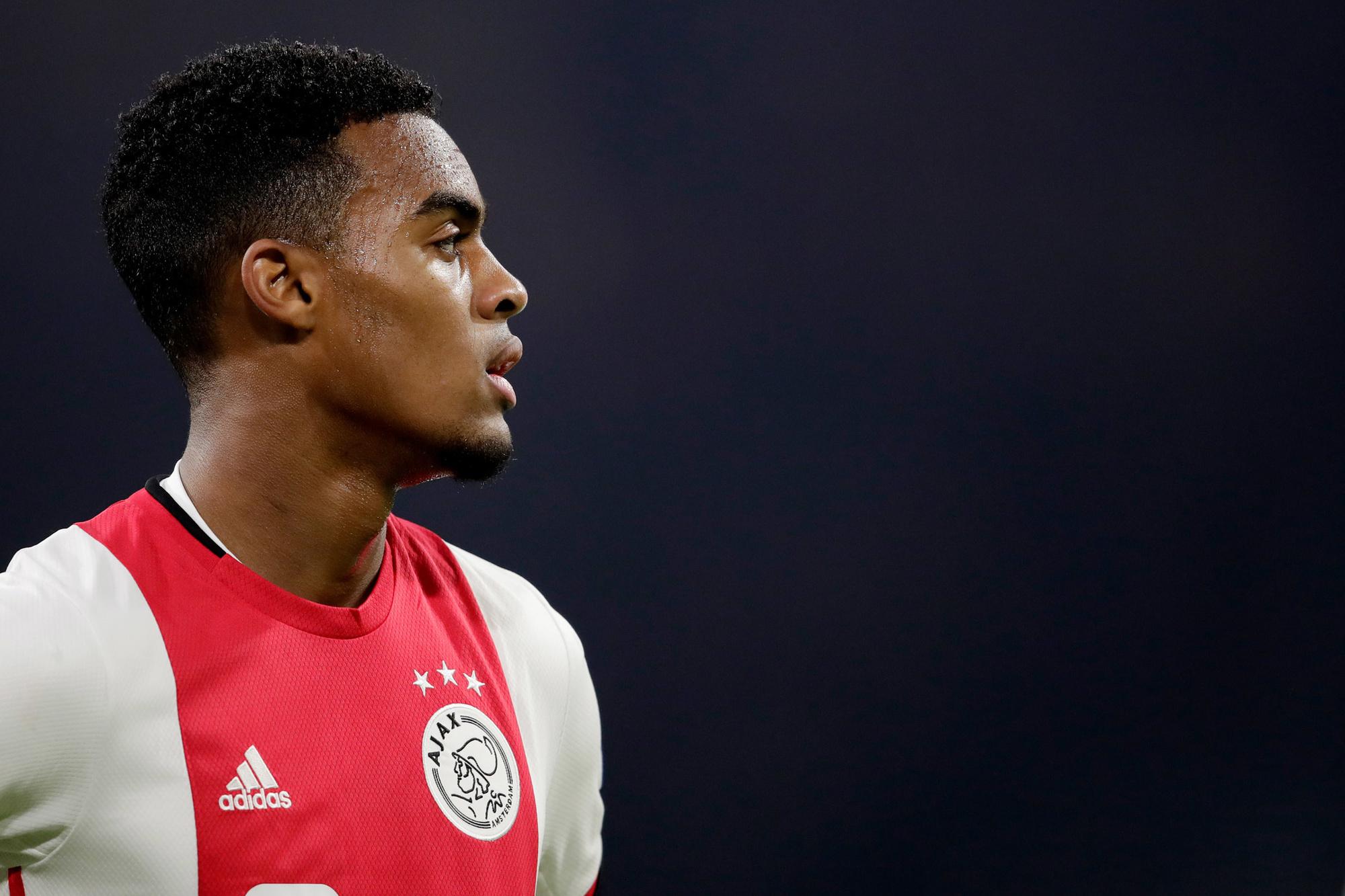 Weer een beloftevolle Nederlander uit de jeugd van Ajax., GETTY