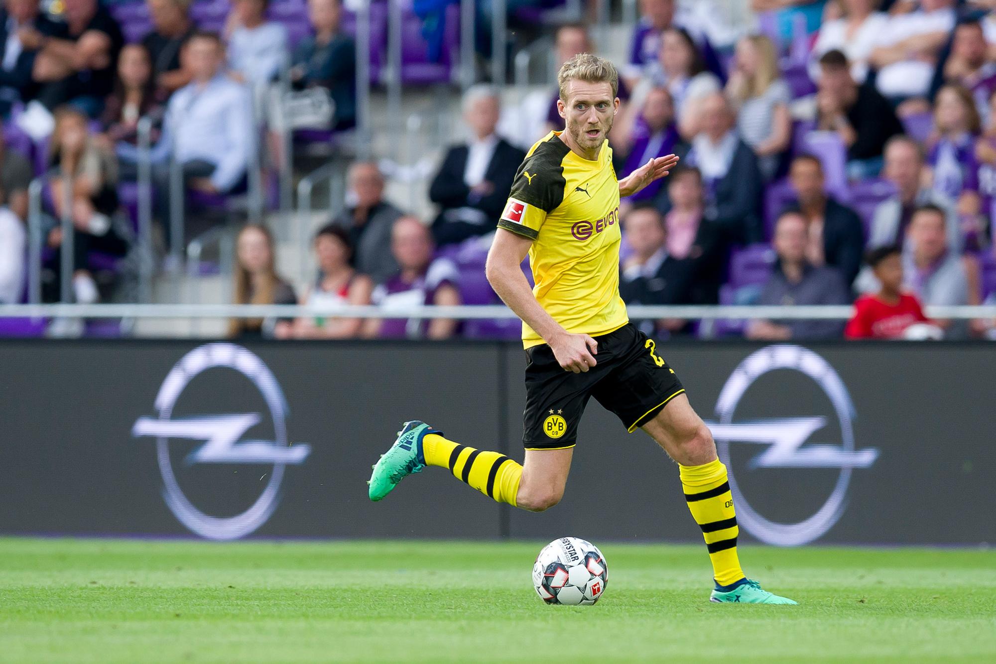 André Schürrle verloor alle voetbalplezier bij Dortmund, GETTY