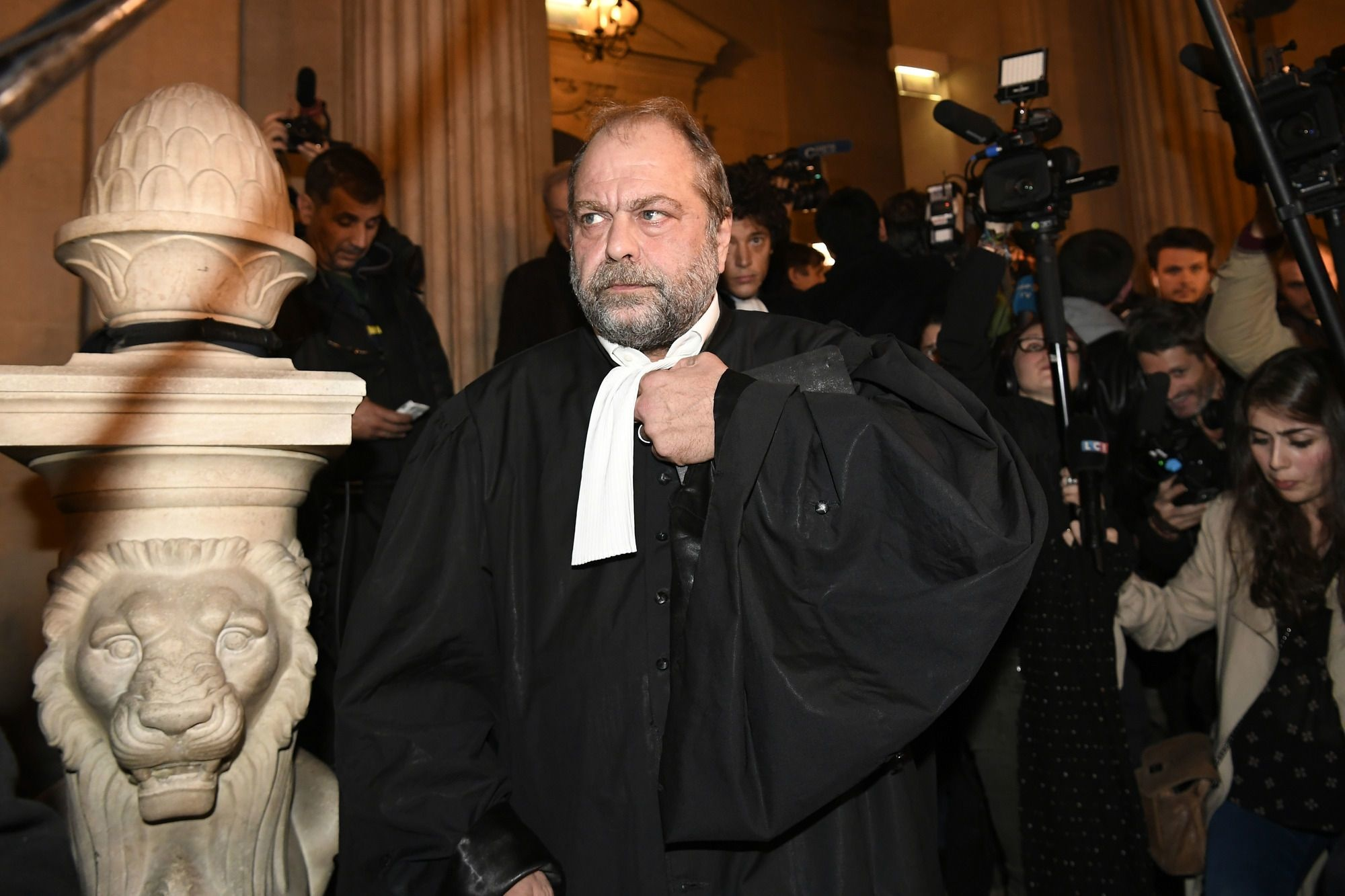 Eric Dupond-Moretti, AFP