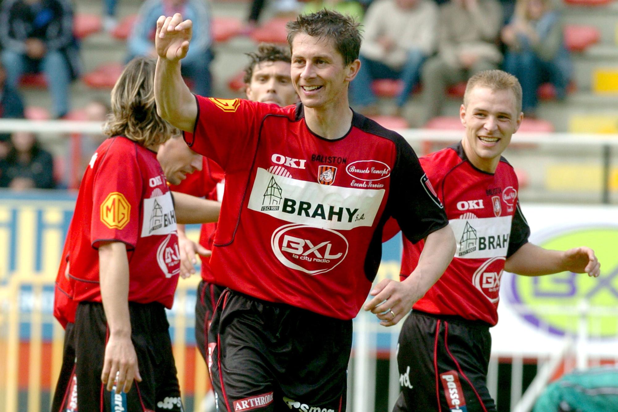 Culek bij FC Brussels, Belga Image