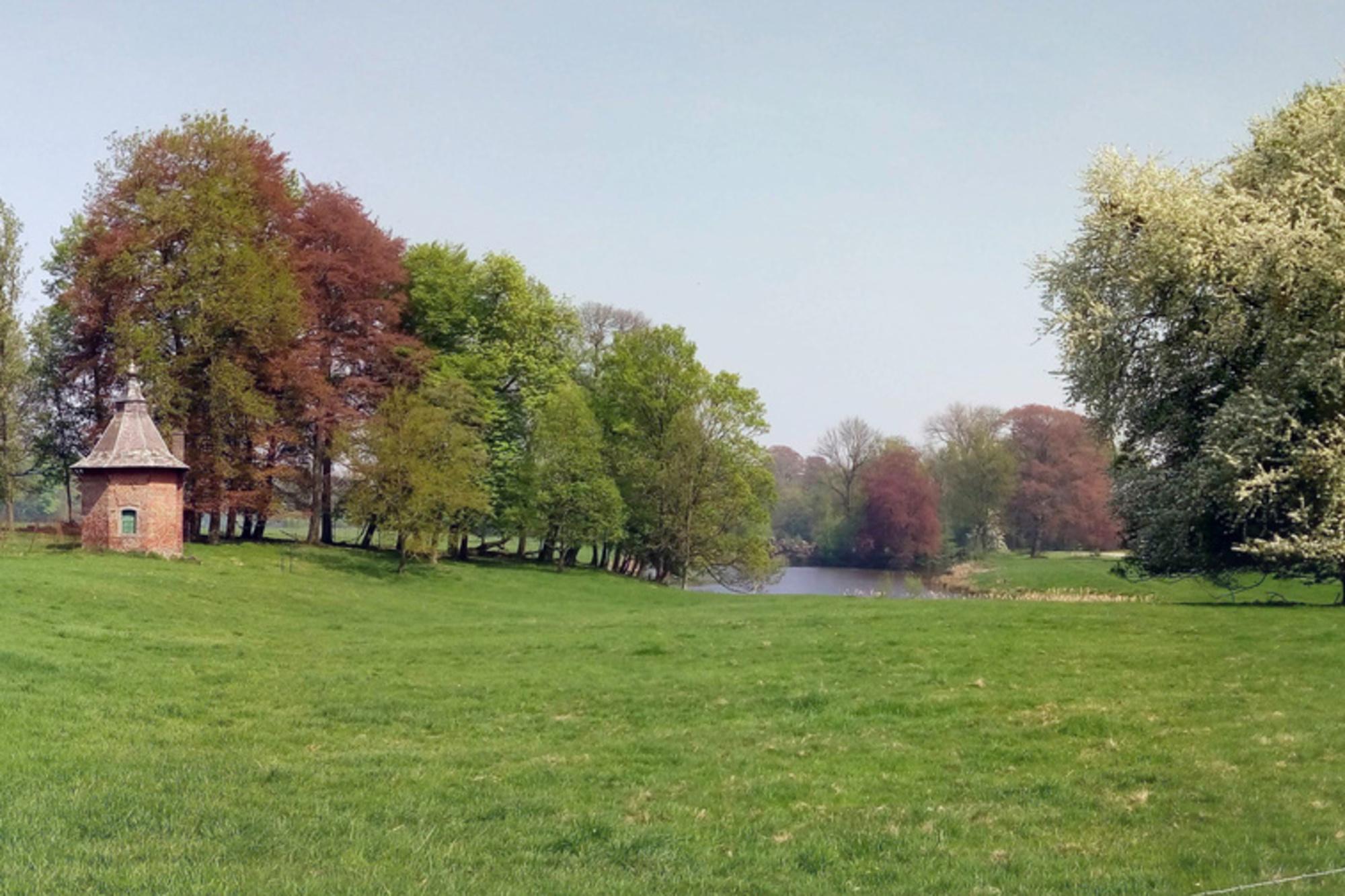Le parc paysager du Bois-Lombut (Charleroi), Wallonie Patrimoine / AWaP