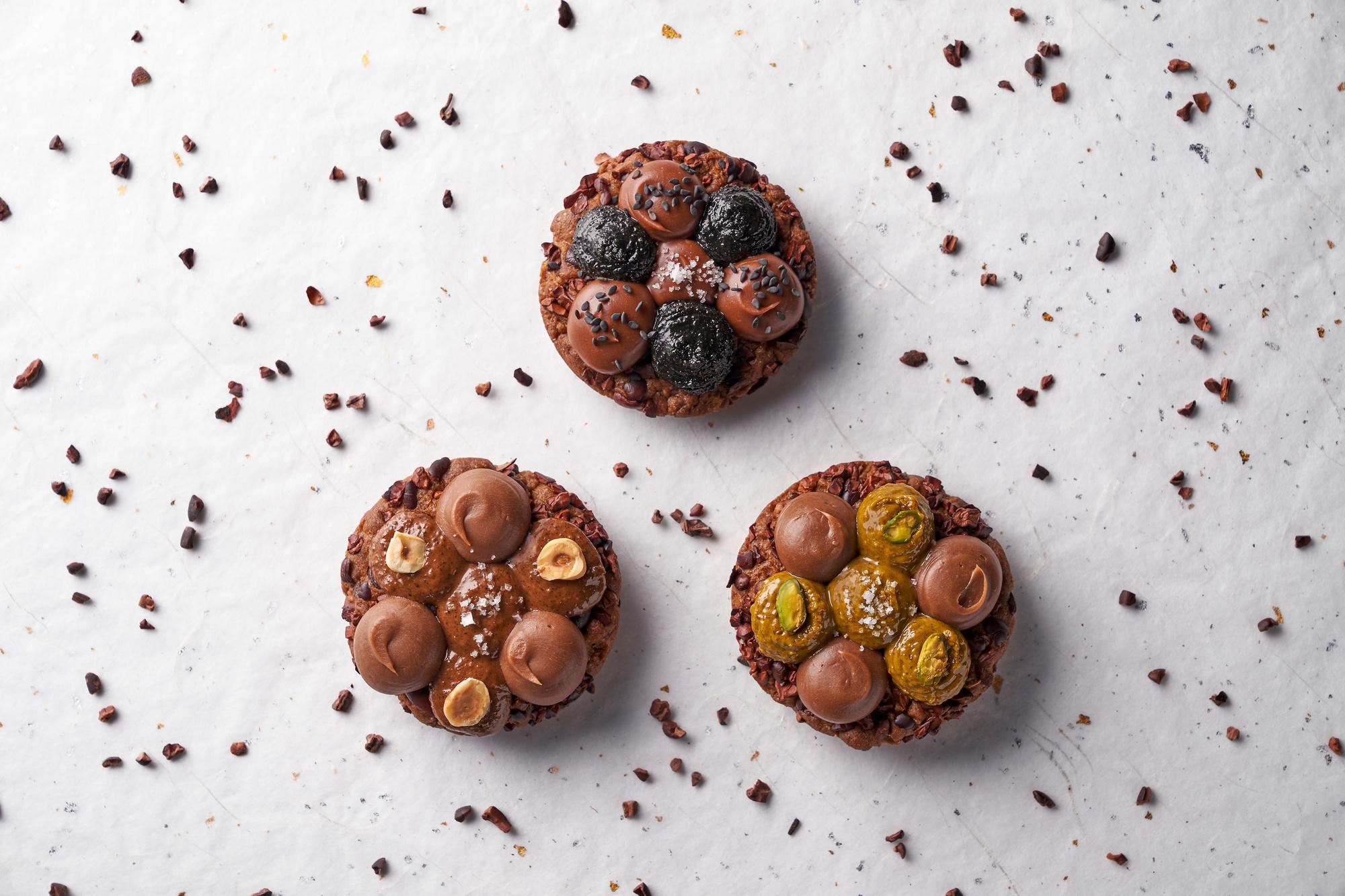 Les cookies garnis de Benoit Nihant, DR