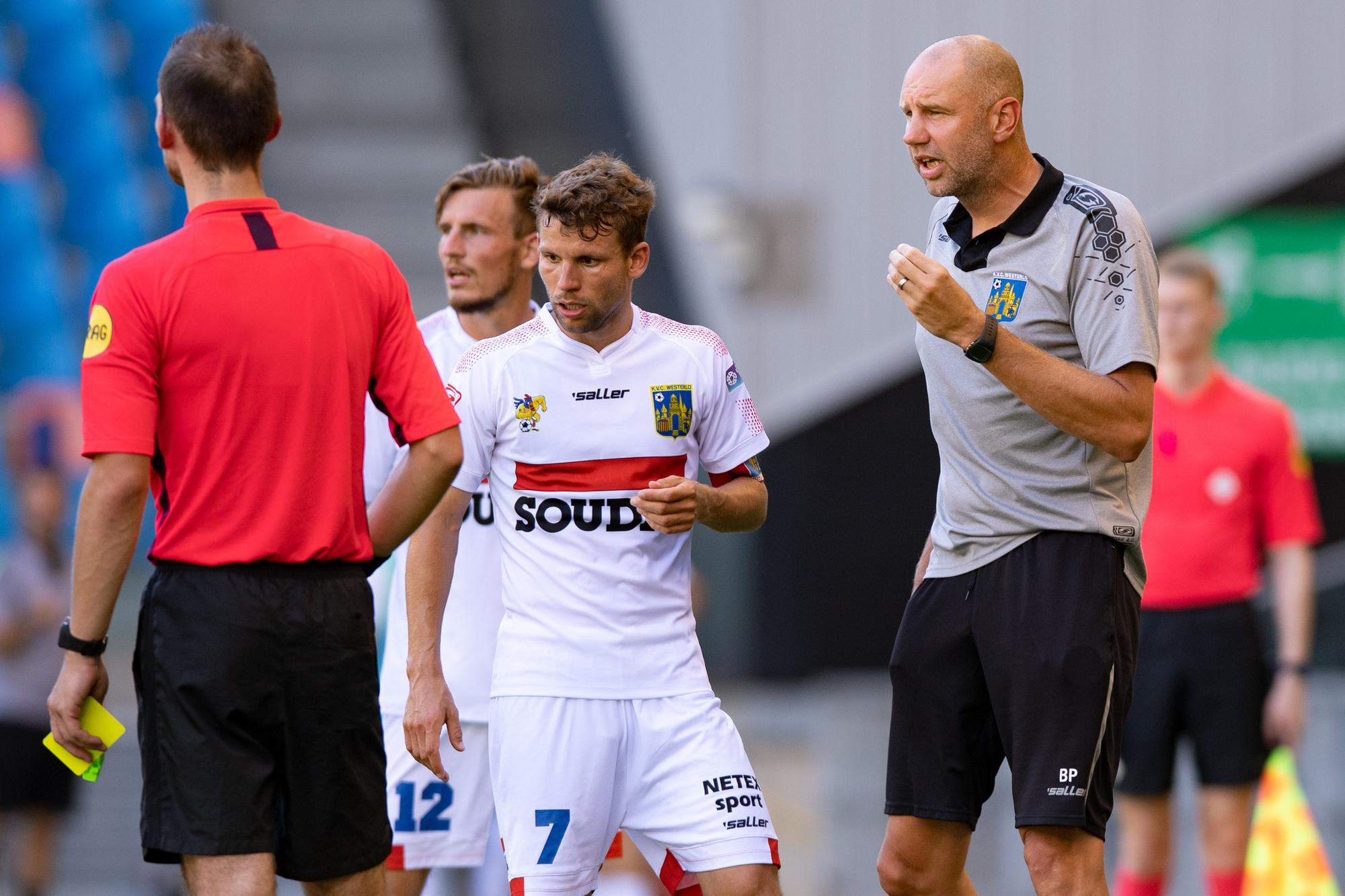 Bob Peeters et Westerlo devraient jouer les premiers rôles en D1B., belga