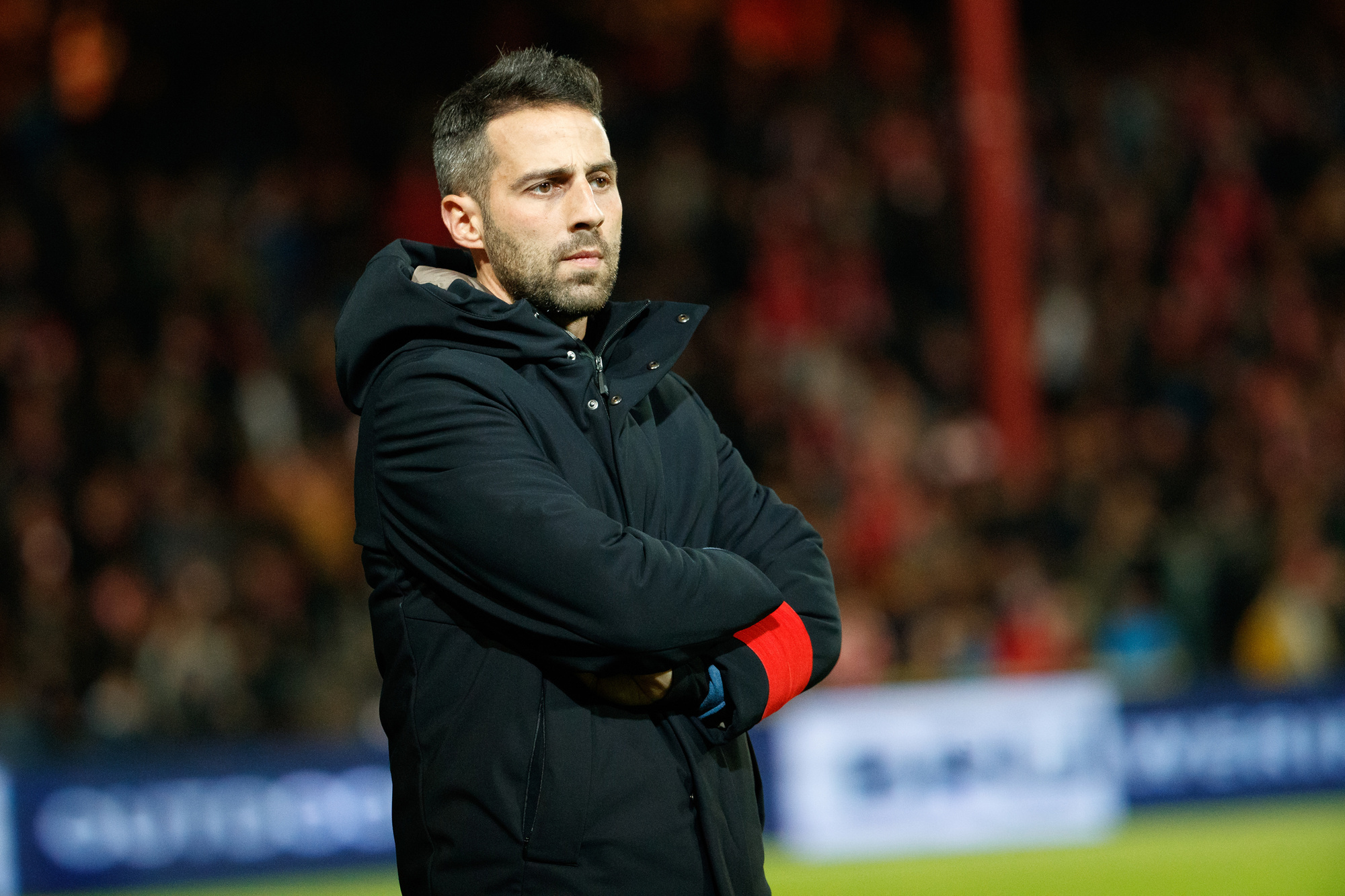 Yannick Ferrera: 'Het zit veel minder in onze cultuur om jonge coaches een kans te geven.', Belga Image