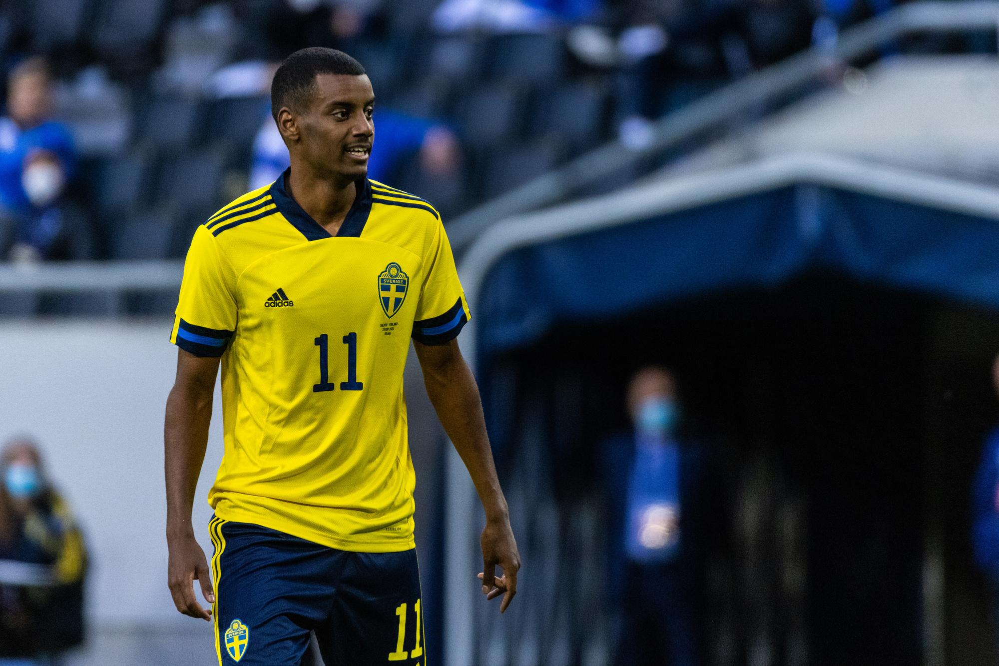 Wie kan de afwezigheid van Ibrahimovic opvangen bij Zweden?, GETTY