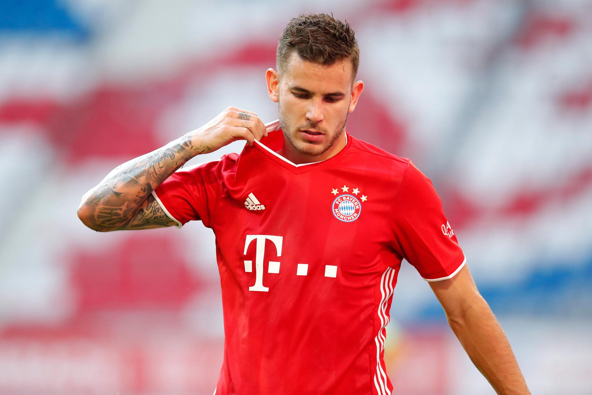 Hopelijk kan Hernández zich volgend jaar meer laten zien, want 80 miljoen is heel erg veel geld voor Bayern, GETTY