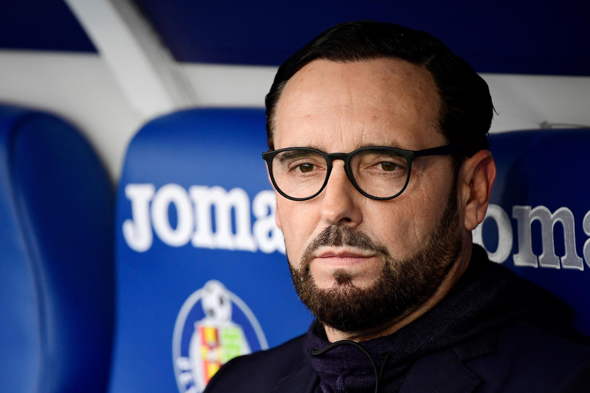 José Bordalás is de bezieler van het team., Belga Image