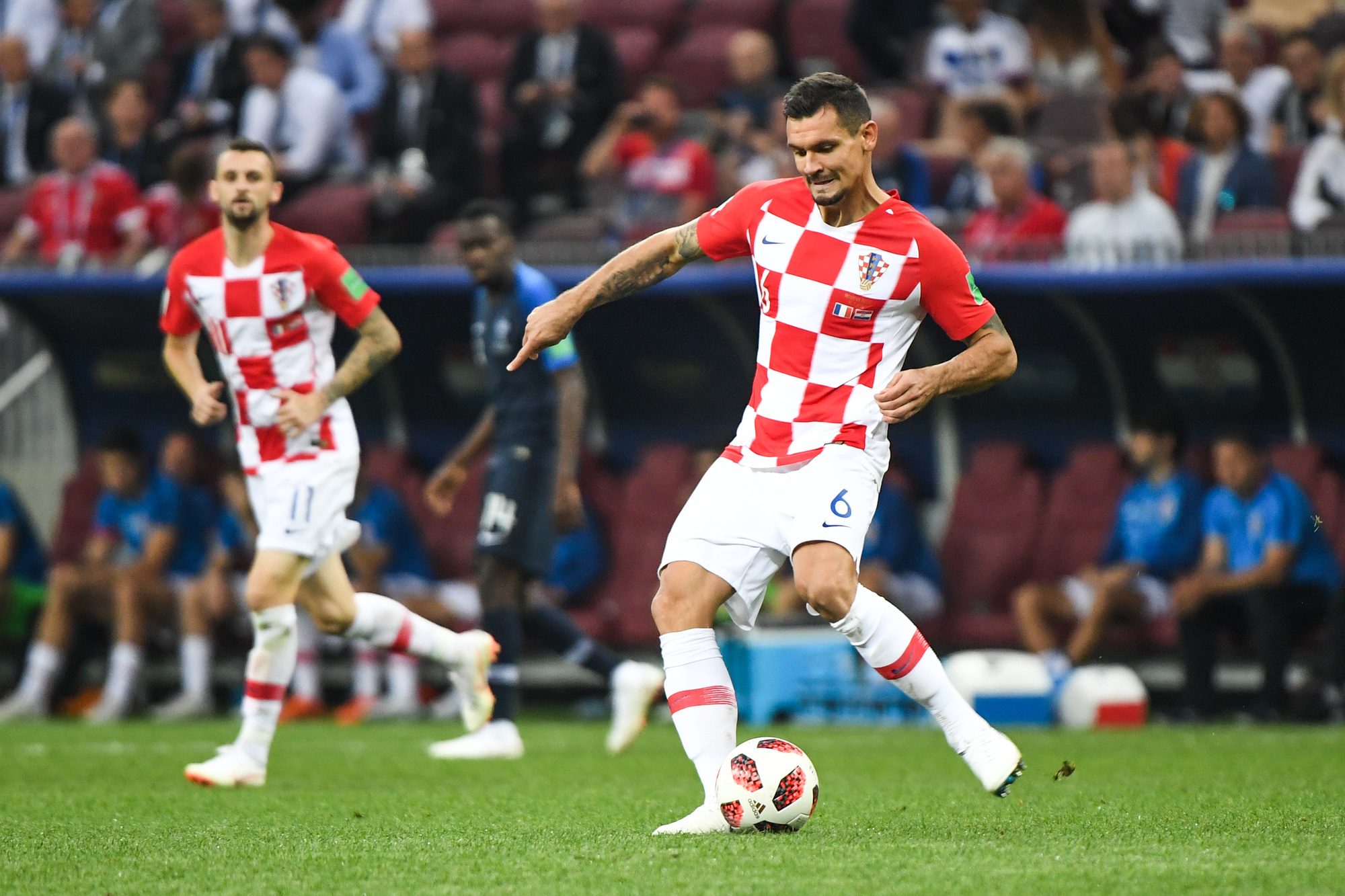 Dejan Lovren., ICONSPORT