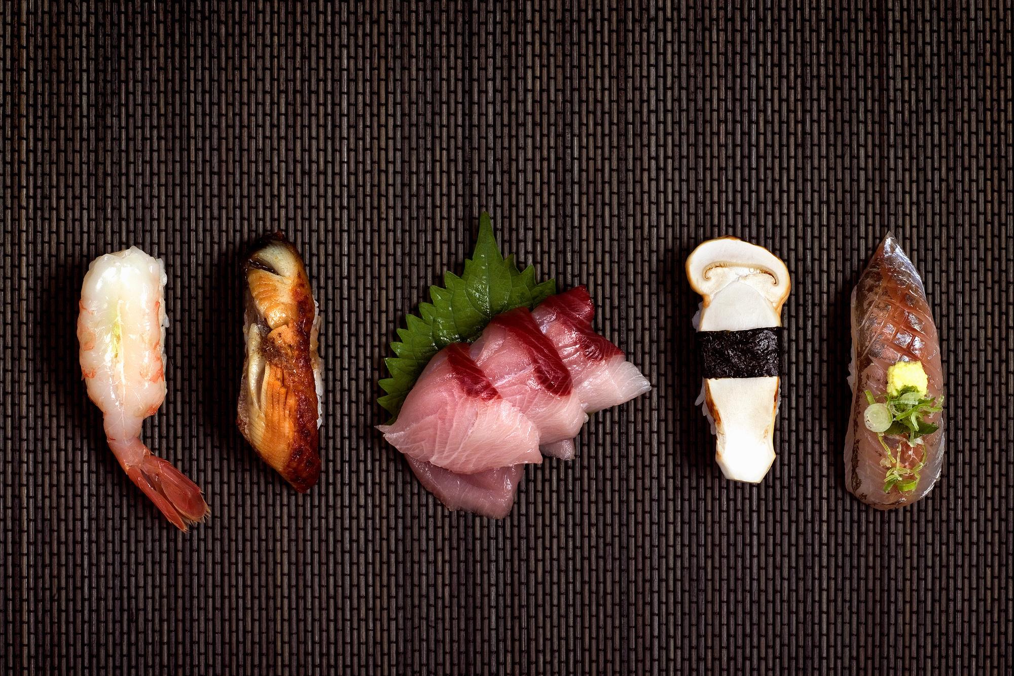 Het Japanse perfectionisme is een zegen in de keuken., Getty Images