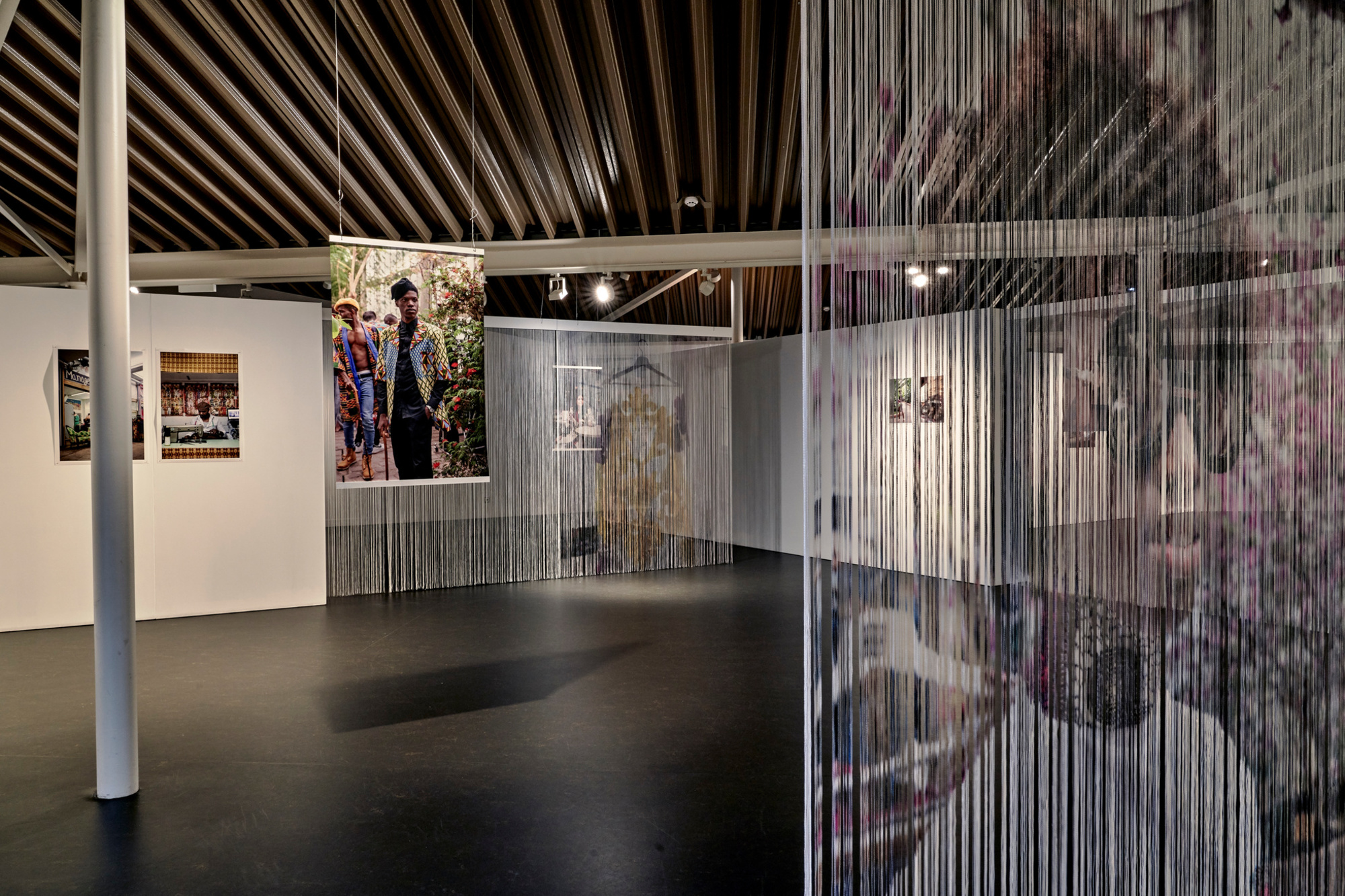 Textiel in Verzet: Africa is Coming, MoMu Antwerp, Foto: Stany Dederen.