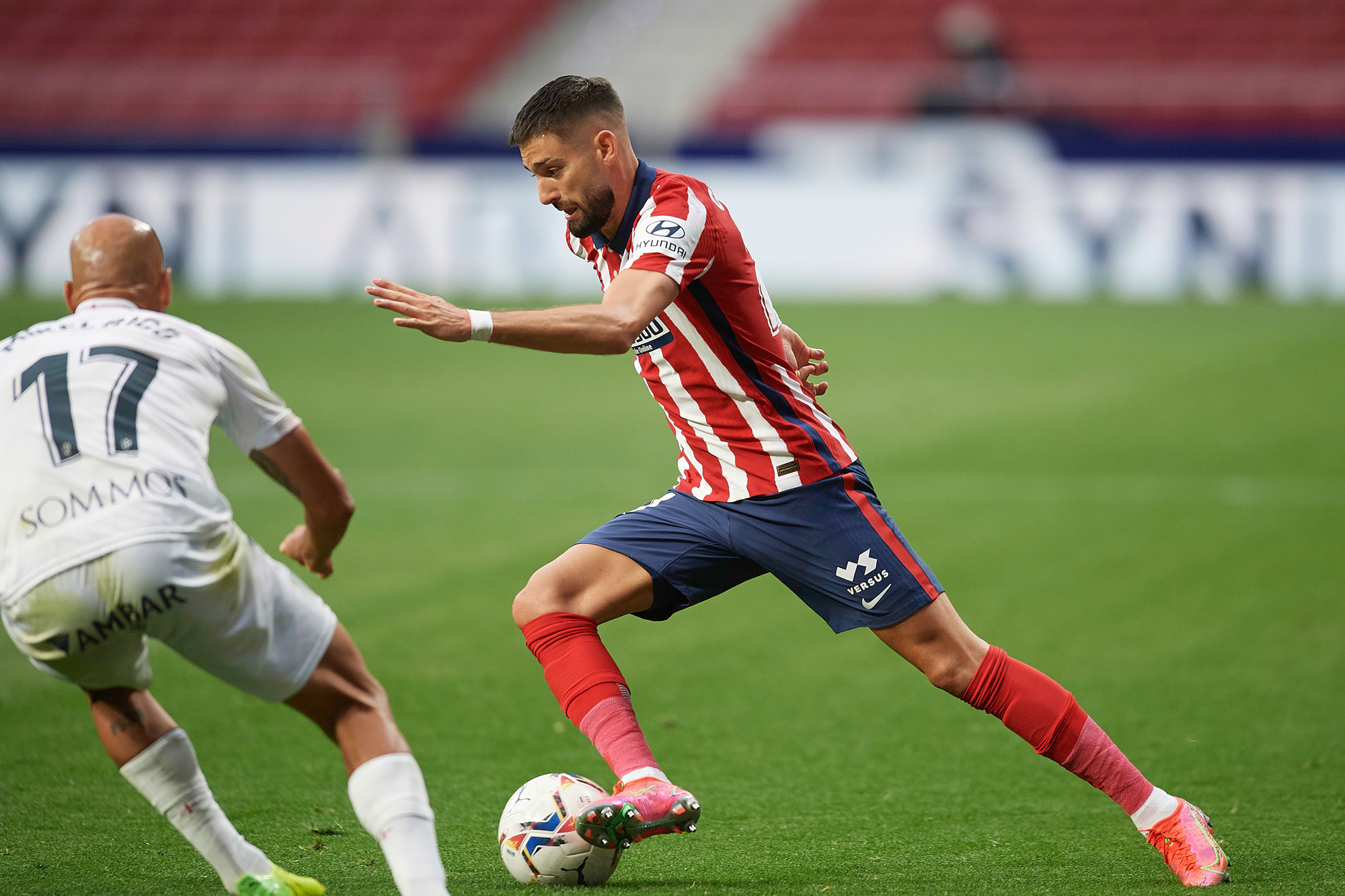 Kan Yannick Carrasco Atlético een eerste titel sinds 2014 bezorgen?, GETTY
