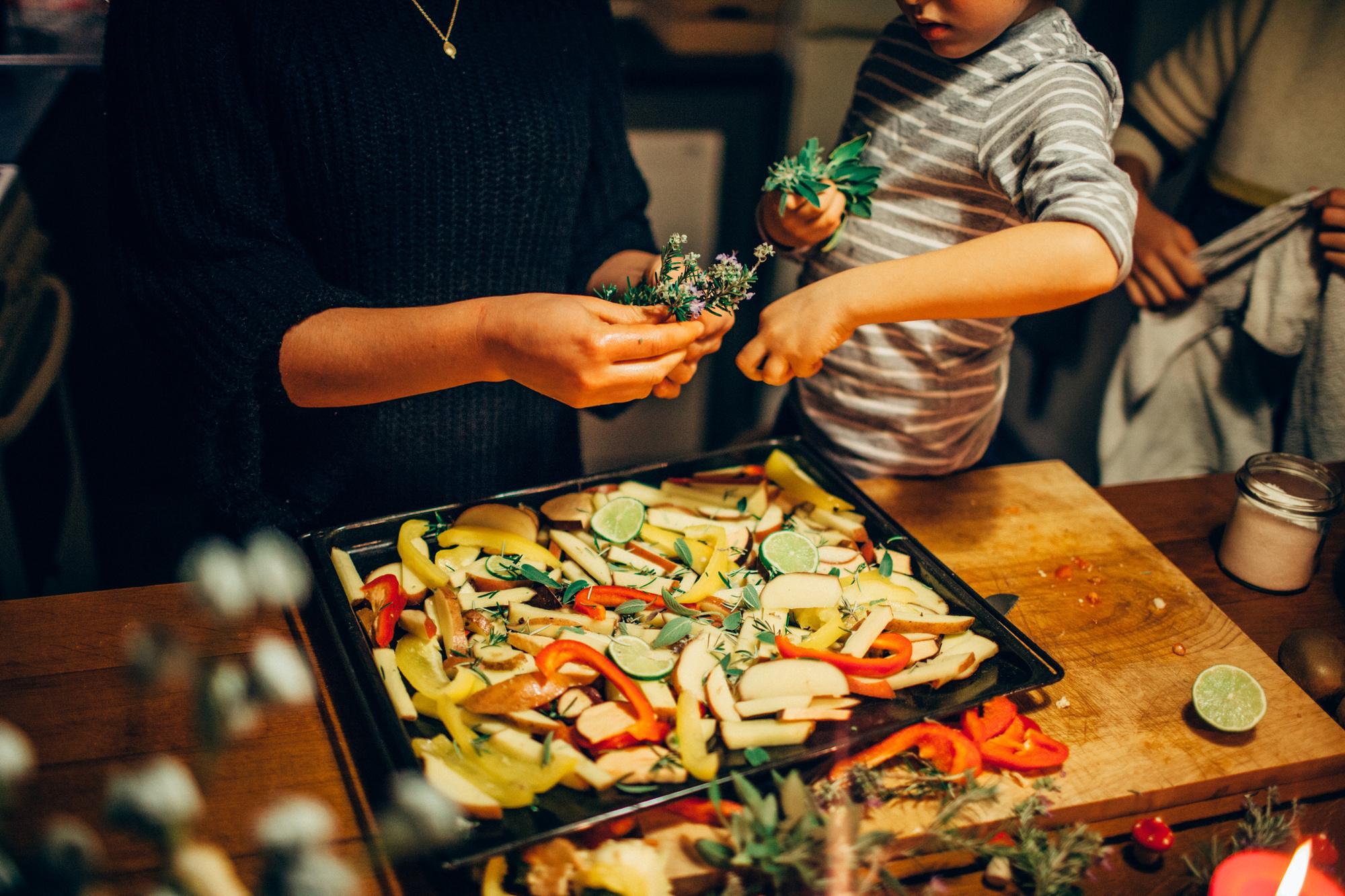 Groenten uit de oven: altijd lekker en multi-inzetbaar., Getty