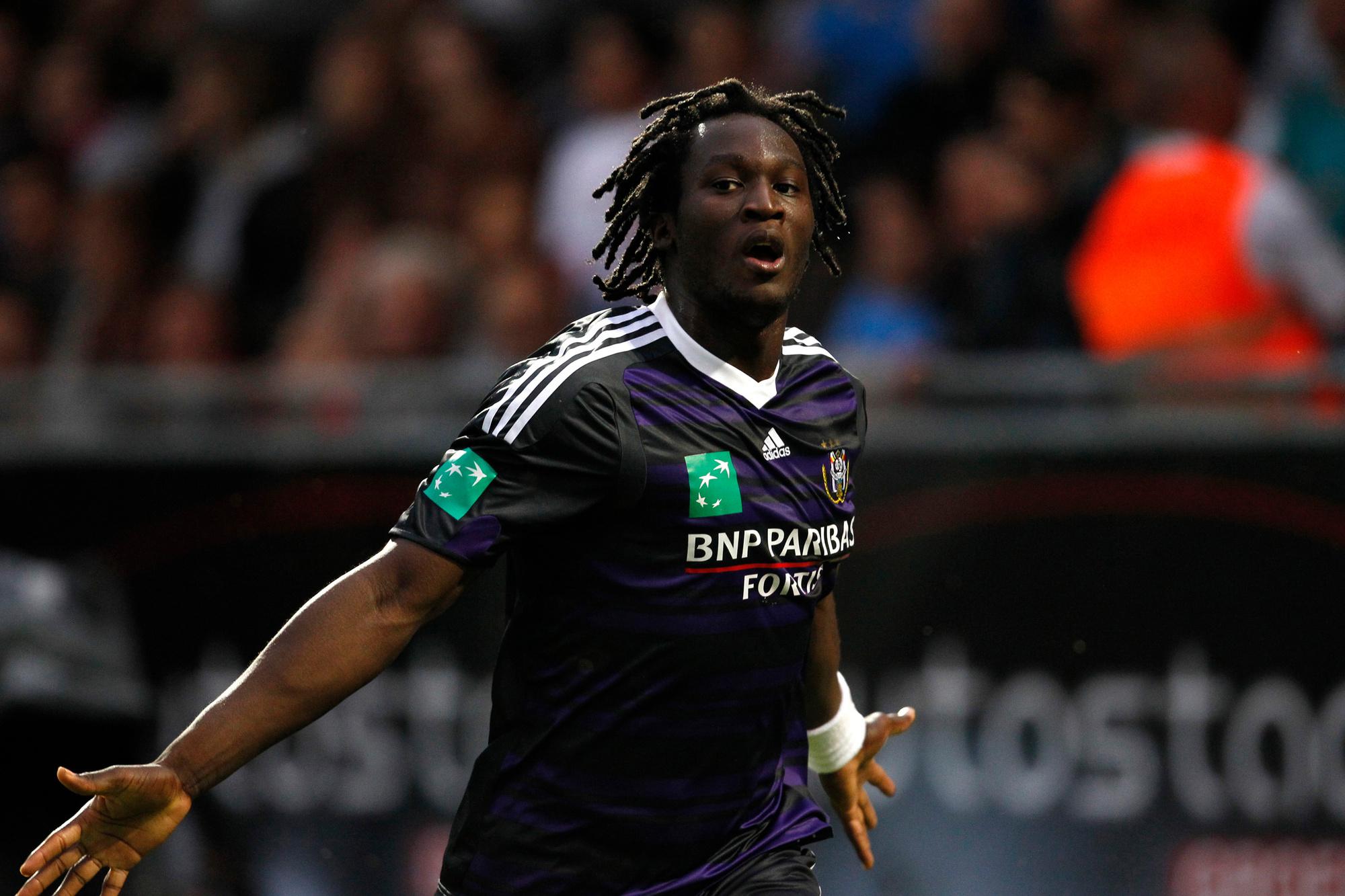 Romelu Lukaku was te goed voor Anderlecht, Belga Image