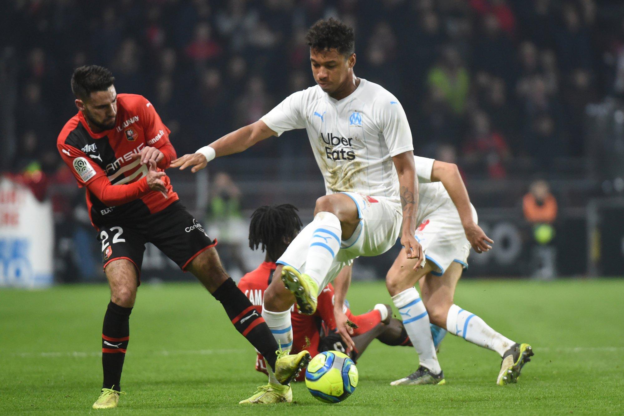 Au duel face à Rennes, BELGA/AFP