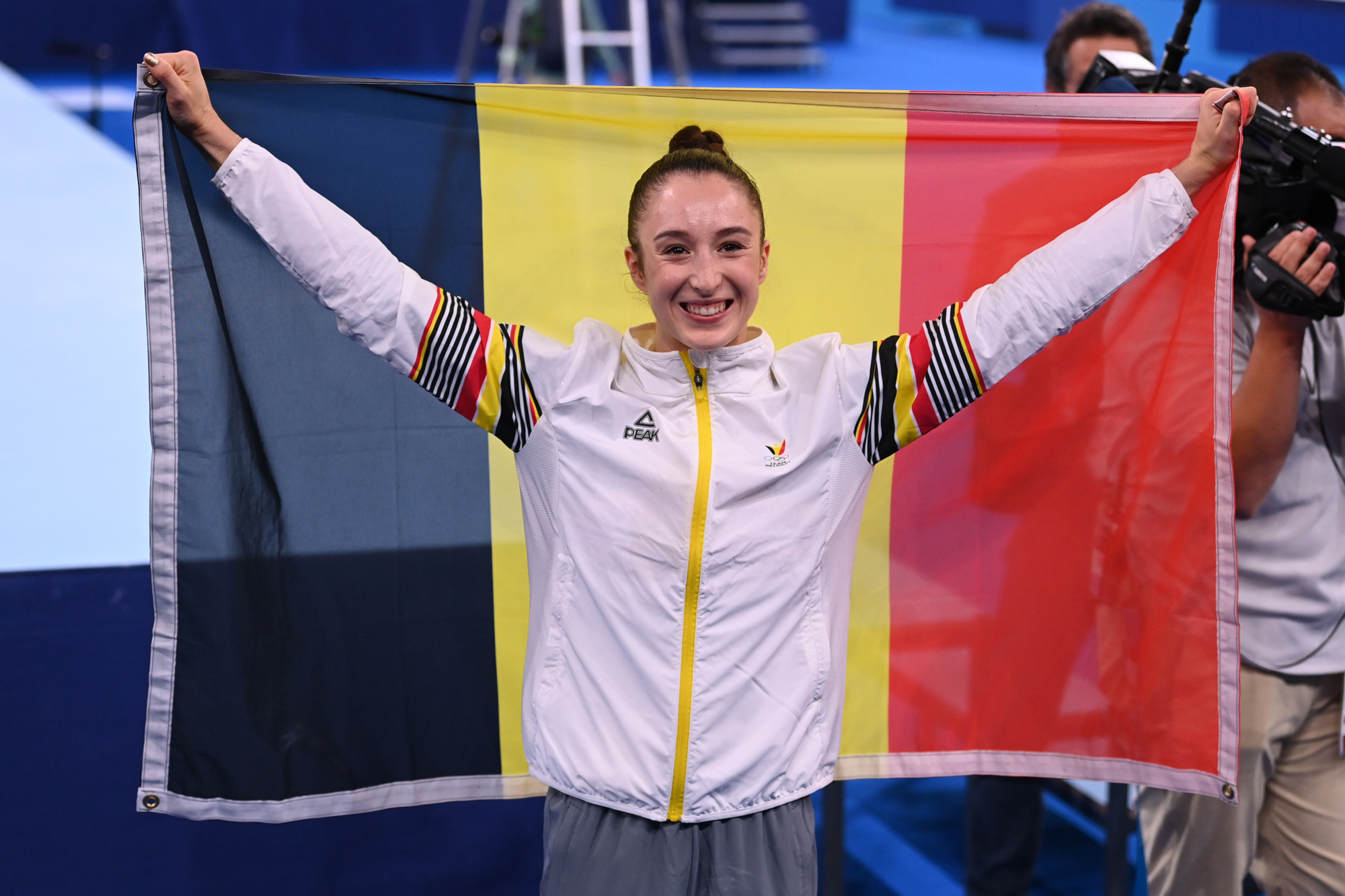 Nina Derwael, belga