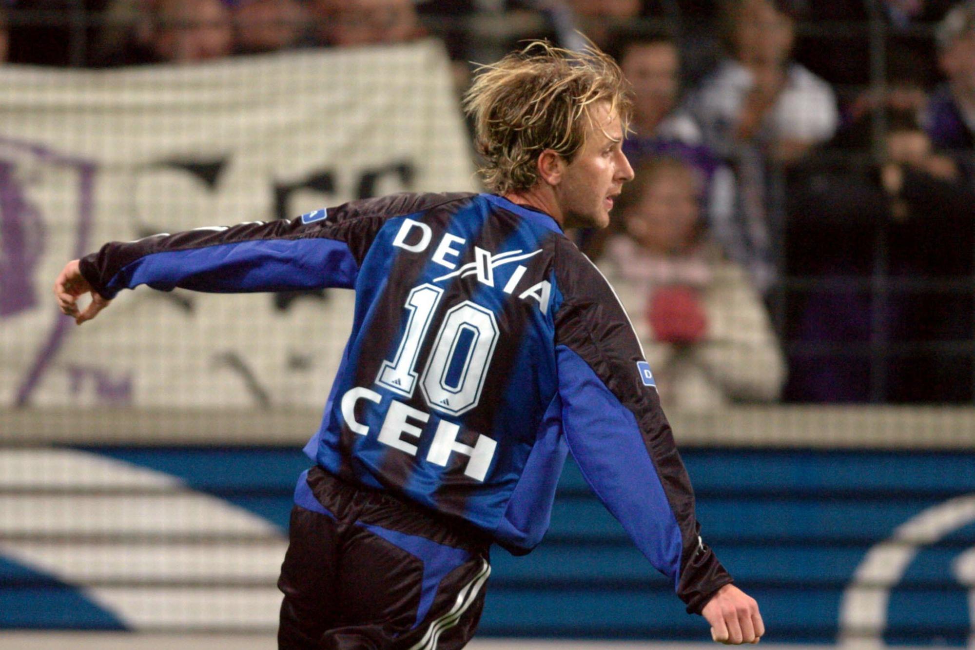 Nastja Ceh était l'un des joueurs les plus soyeux du Bruges de Trond Sollied, belga