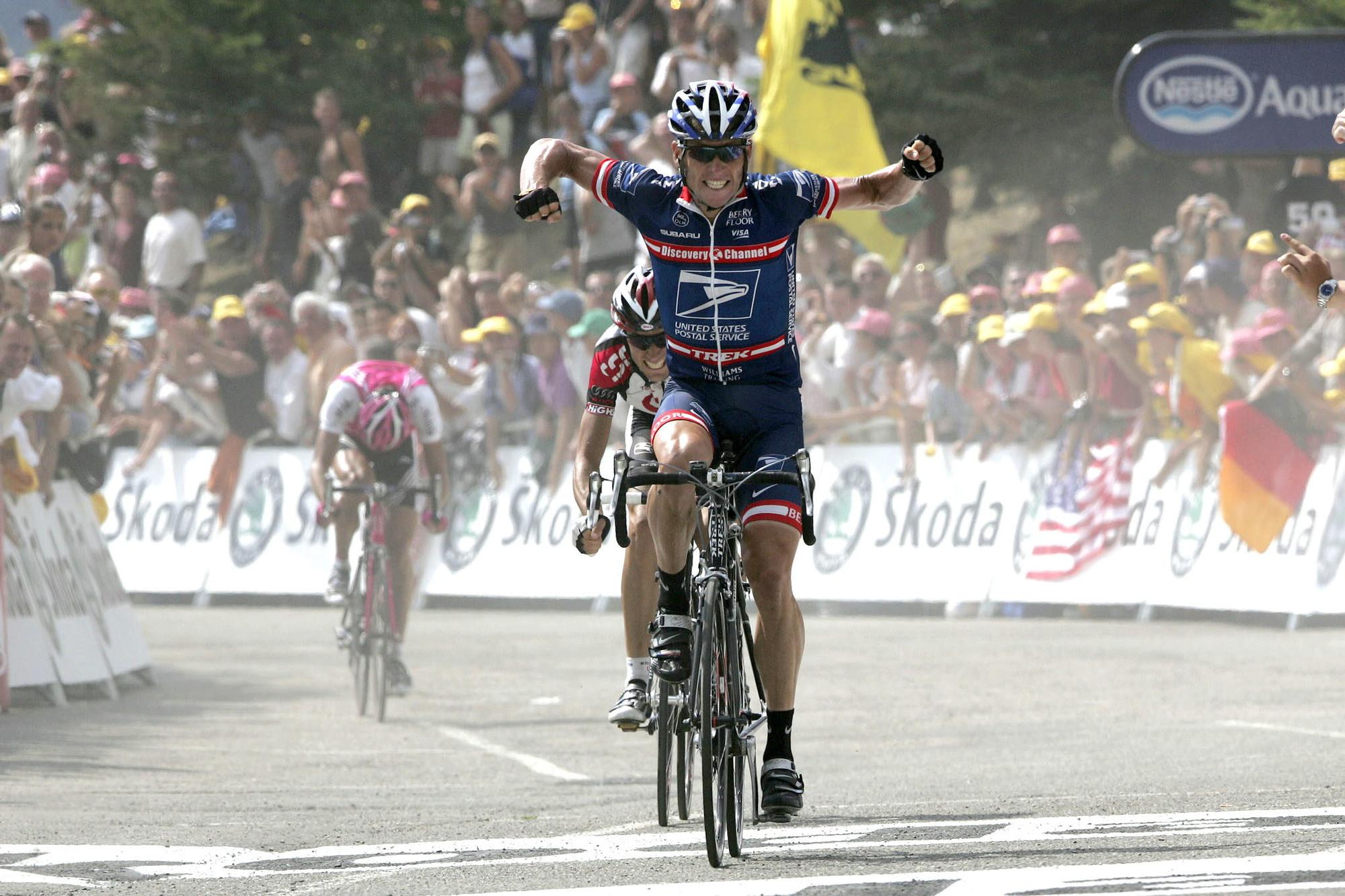 Lance Armstrong., belga