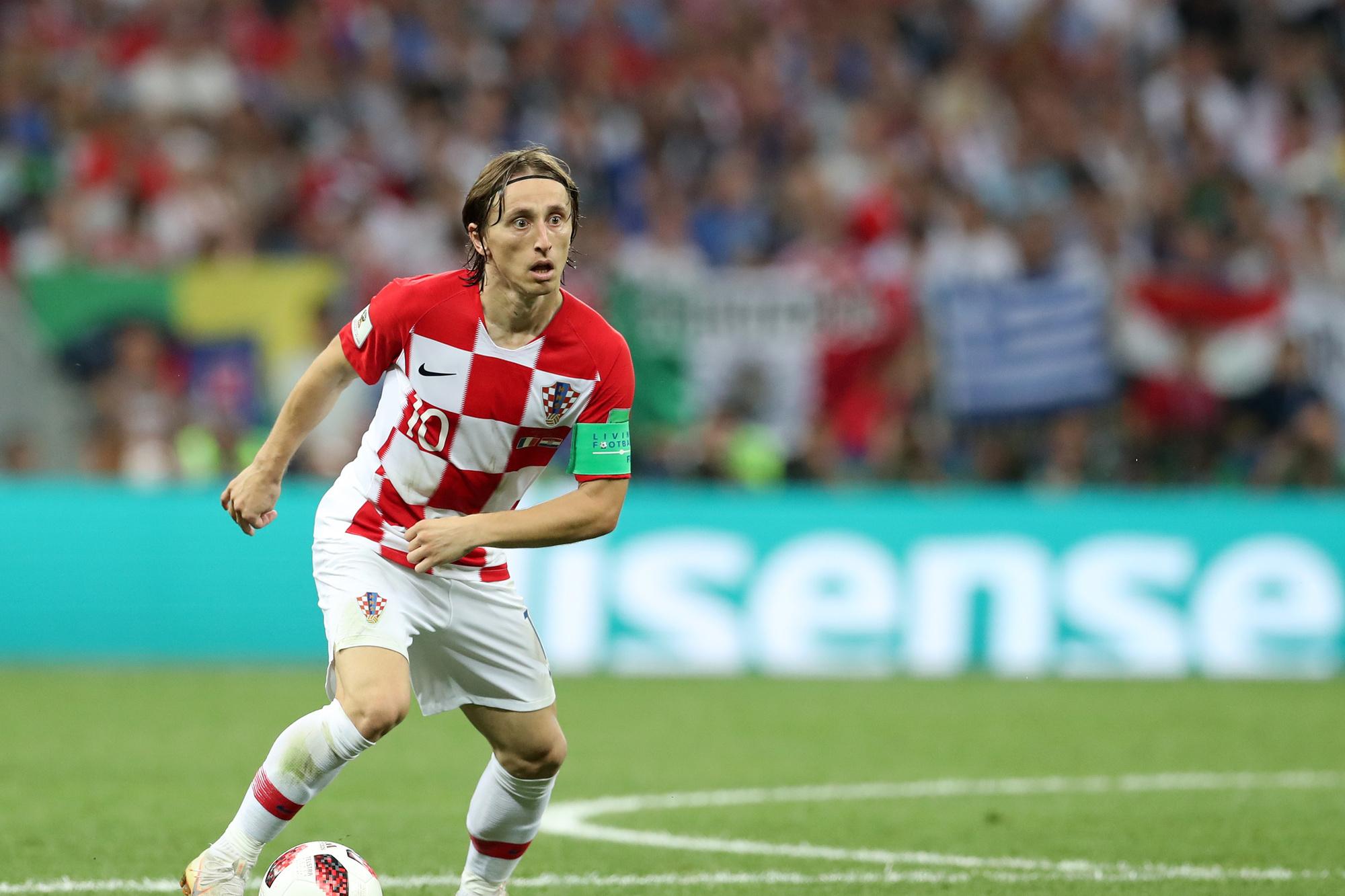 Luka Modric., PRESSASSOCIATION
