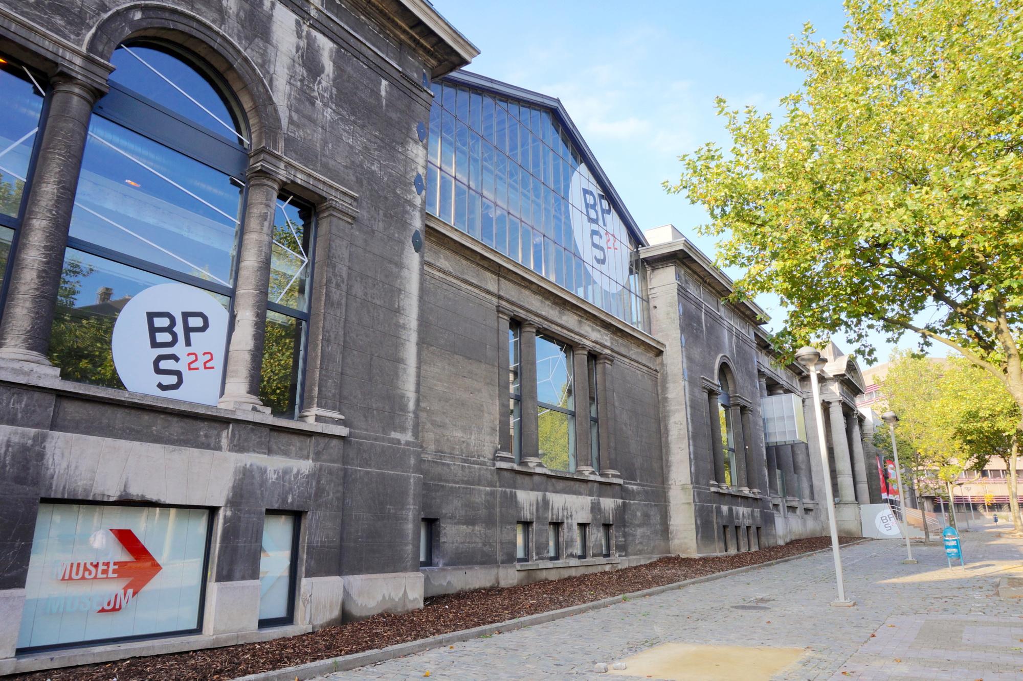 BPS22 Musée d'art de la Province de Hainaut, BPS22 - Fabien DR