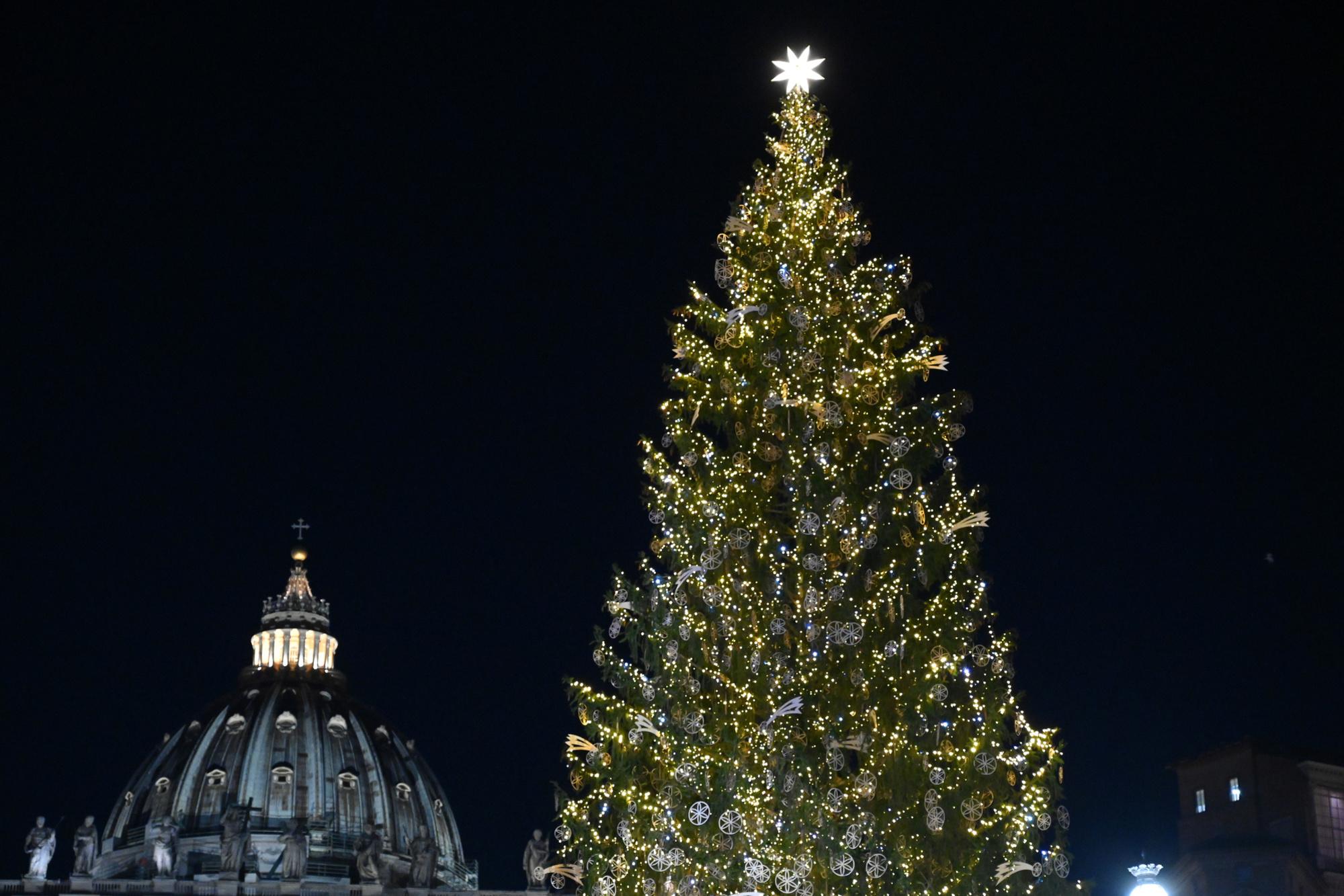 Place Saint-Pierre, Rome., Vincenzo PINTO / AFP