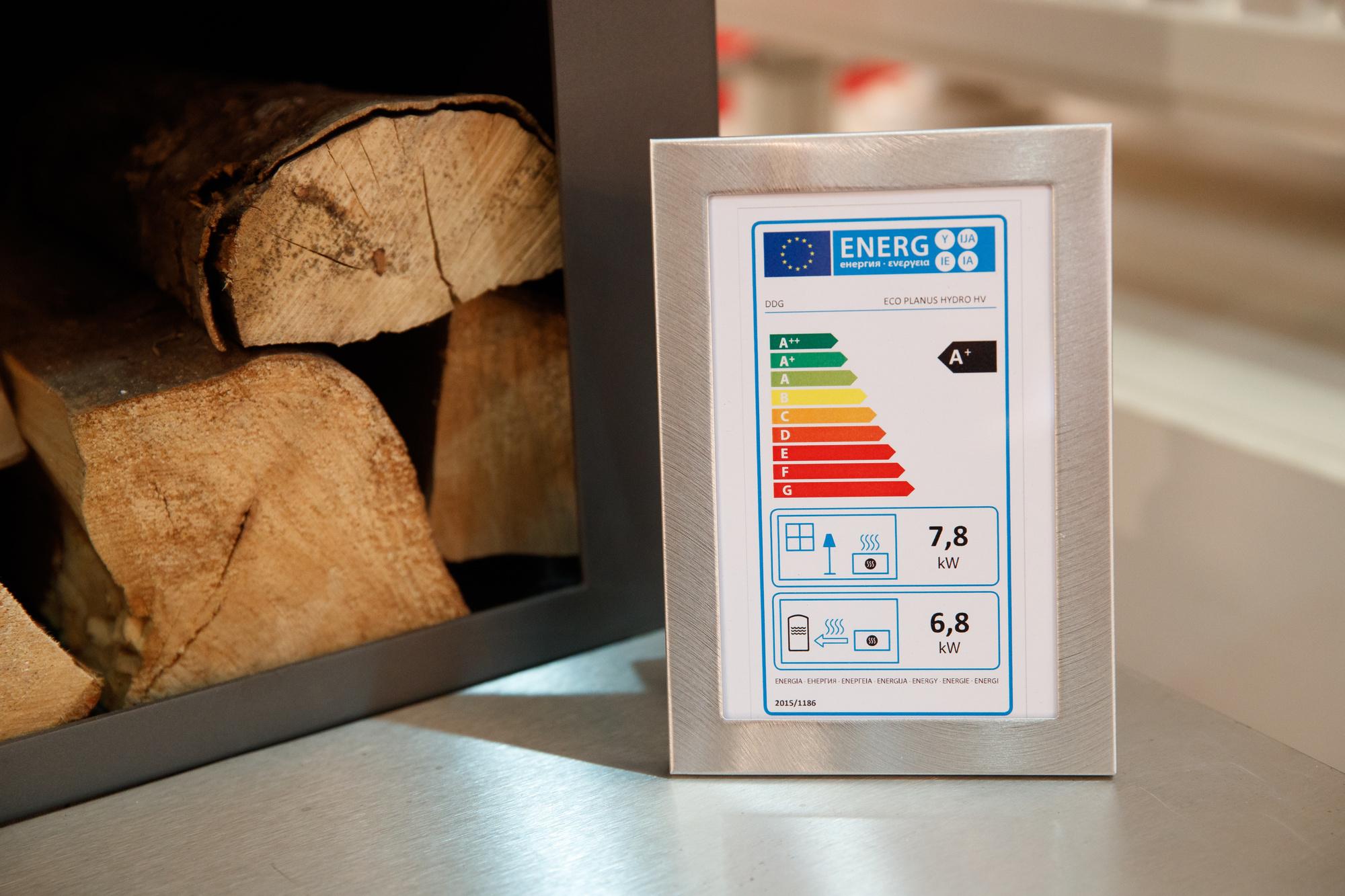 Les catégories du label énergétique changent., Belga
