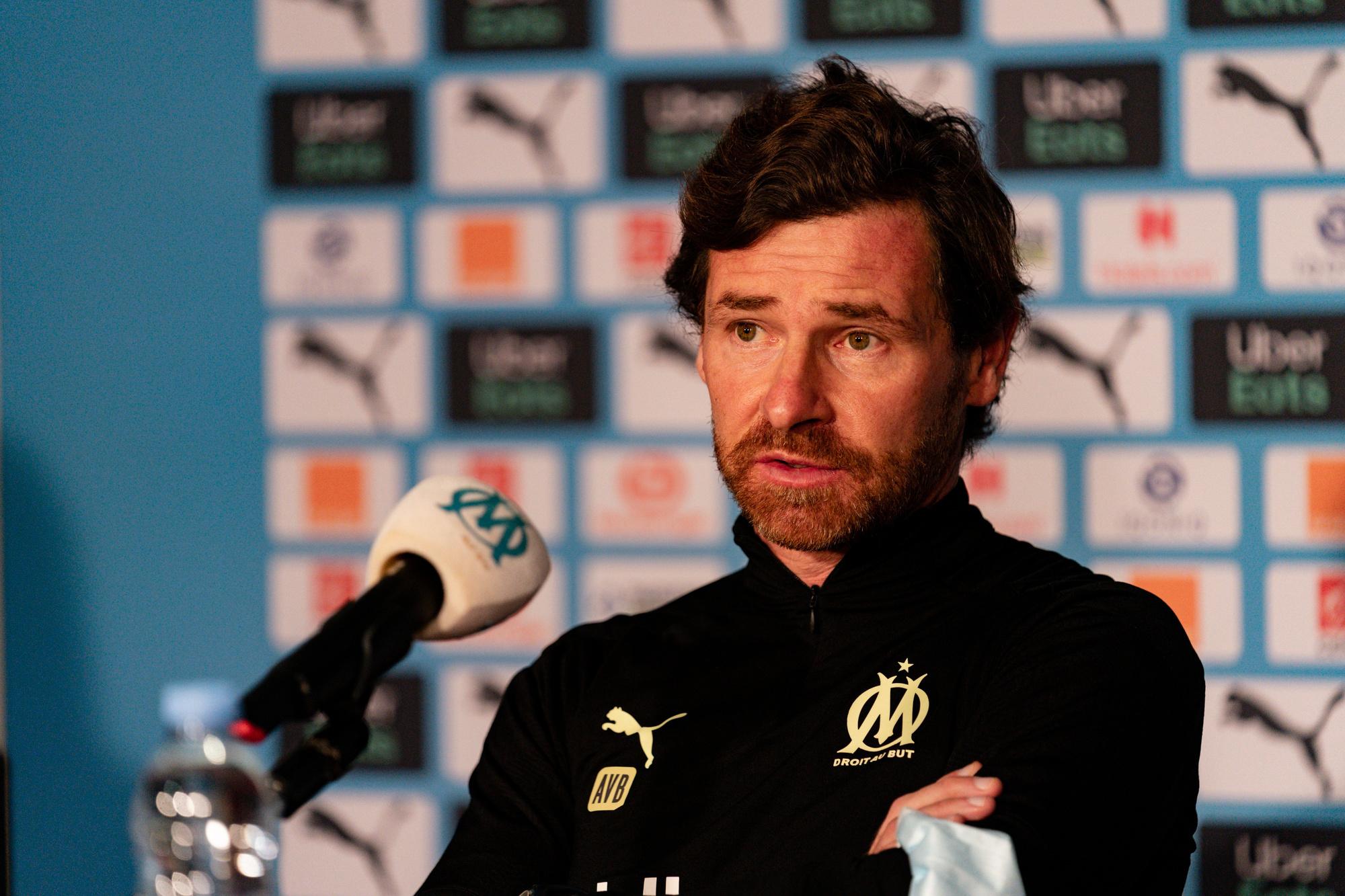 André Villas-Boas ne voulait pas du transfert d'Olivier Ntcham., MAXPPP
