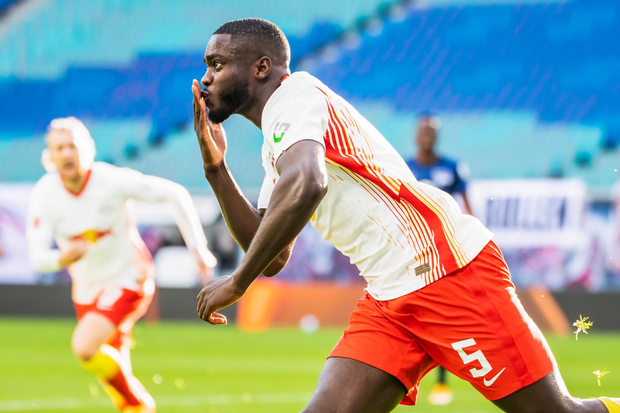 Le défenseur international français devrait rejoindre le Bayer Munich cet été., belga