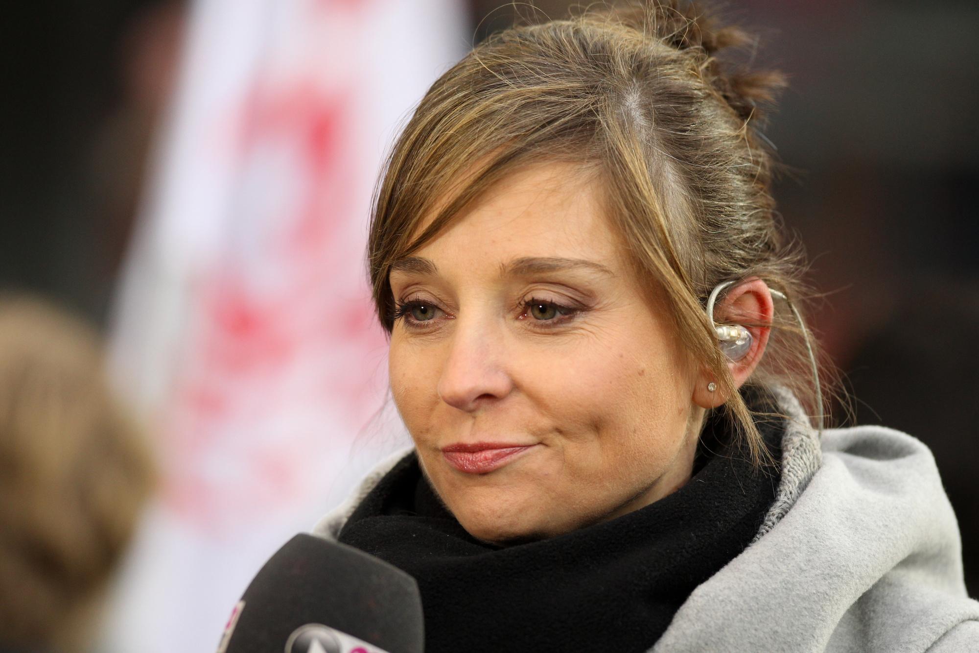 Christine Schréder, présentatrice de cette édition, belga