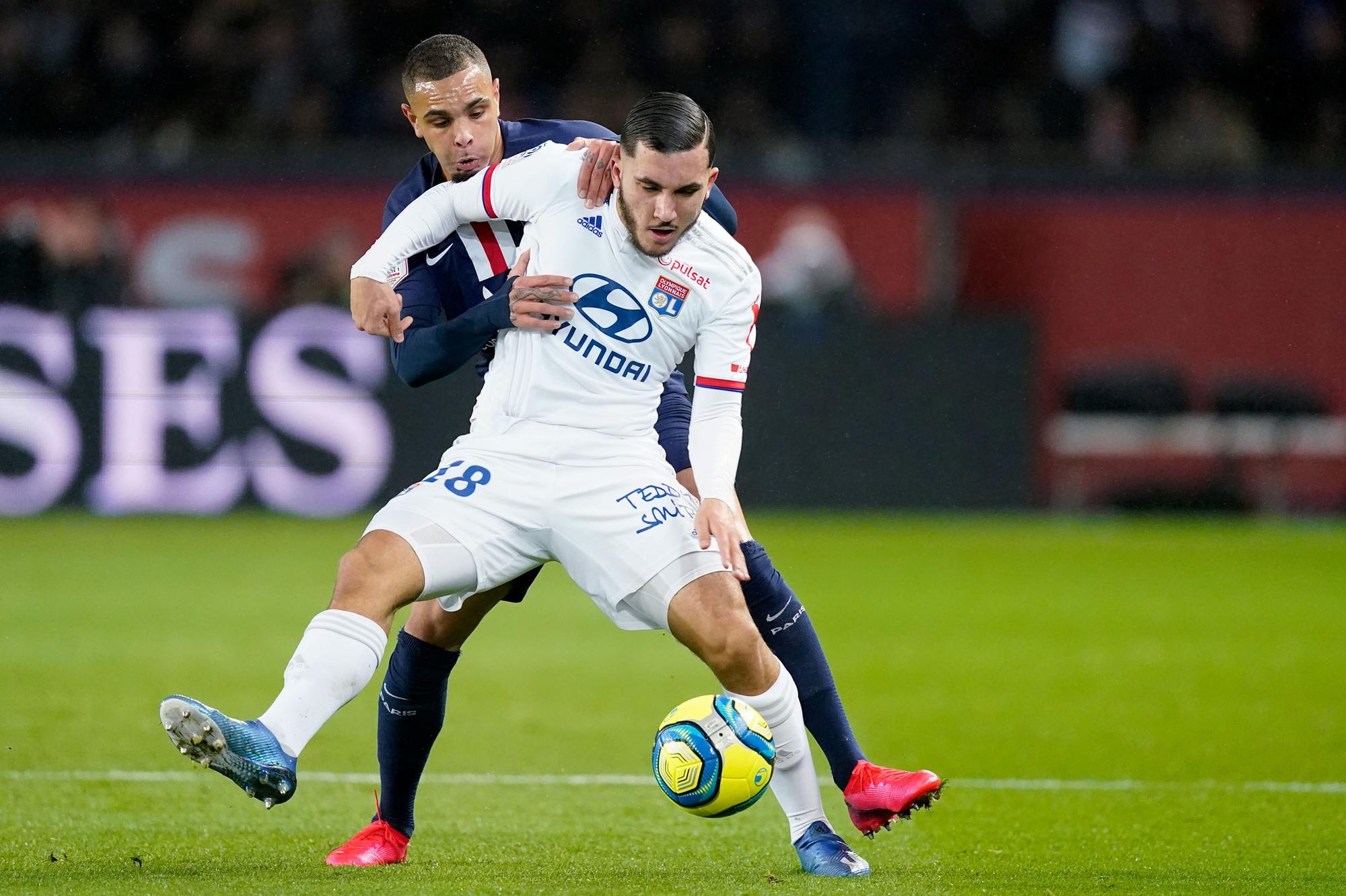 Is Rayan Cherki de volgende topper uit de academie van Lyon?, GETTY