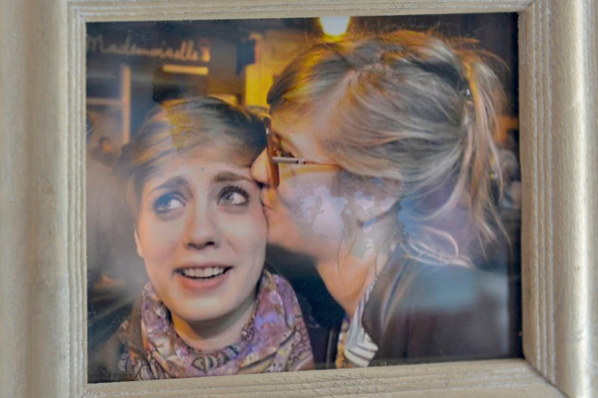 Anna et Marion ont été tuées durant les attentats de Paris du 13 novembre., afp