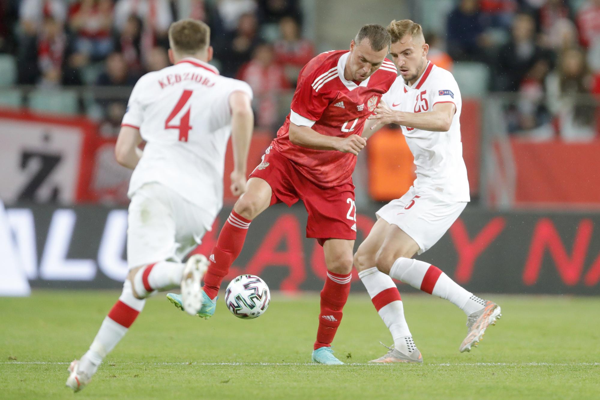Artem Dzjoeba, dé doelpuntenmachine van Rusland, GETTY