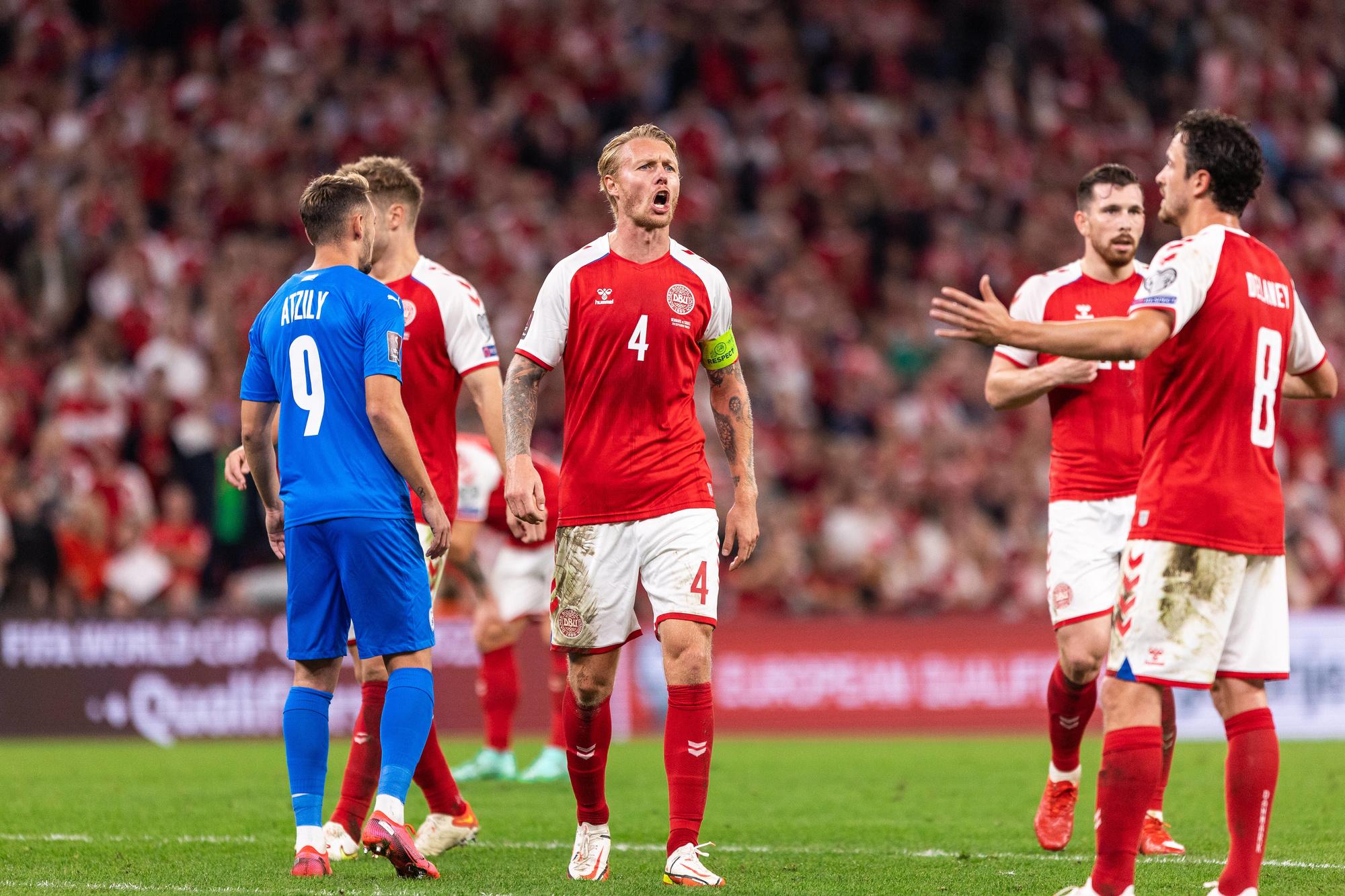 Le Danemark a bien digéré son Euro riche en émotions. Les hommes de Kasper Hjulmand continuent de gagner et mardi soir ce sont les Israéliens qui se sont pris un score de forfait., belga