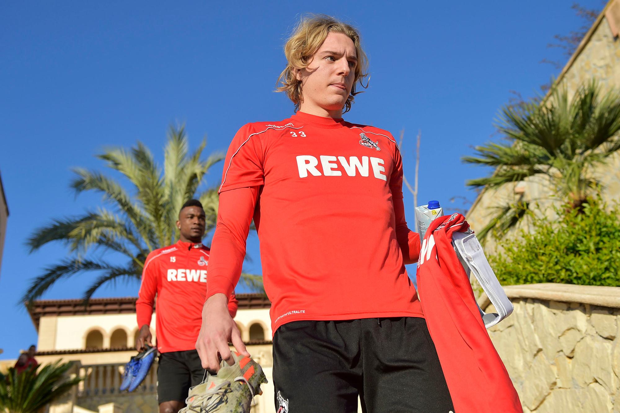 Sebastian Bornauw bewijst in de Bundesliga dat hij veel potentieel heeft., Belga Image