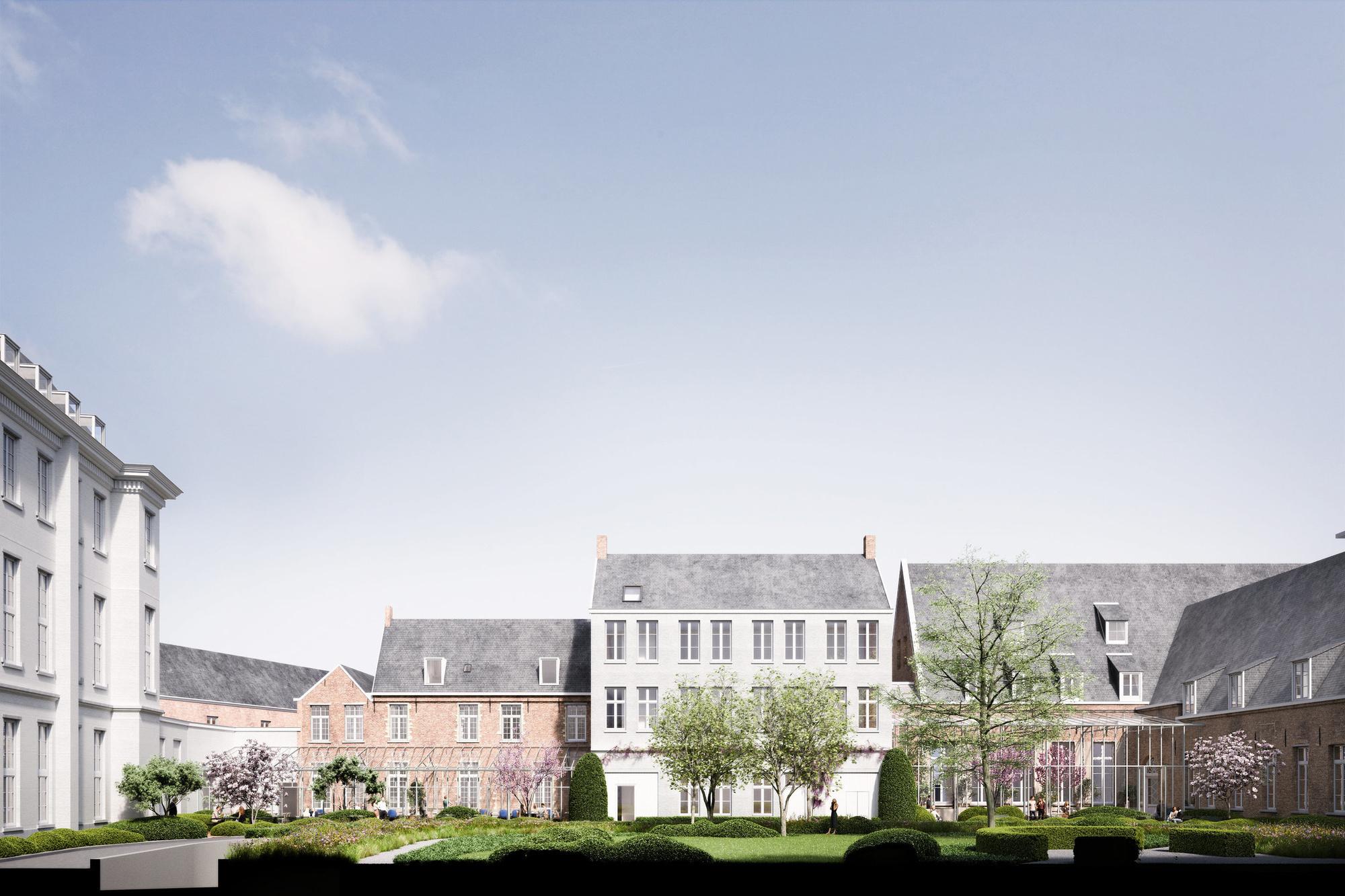 Botanic Sanctuary Antwerp