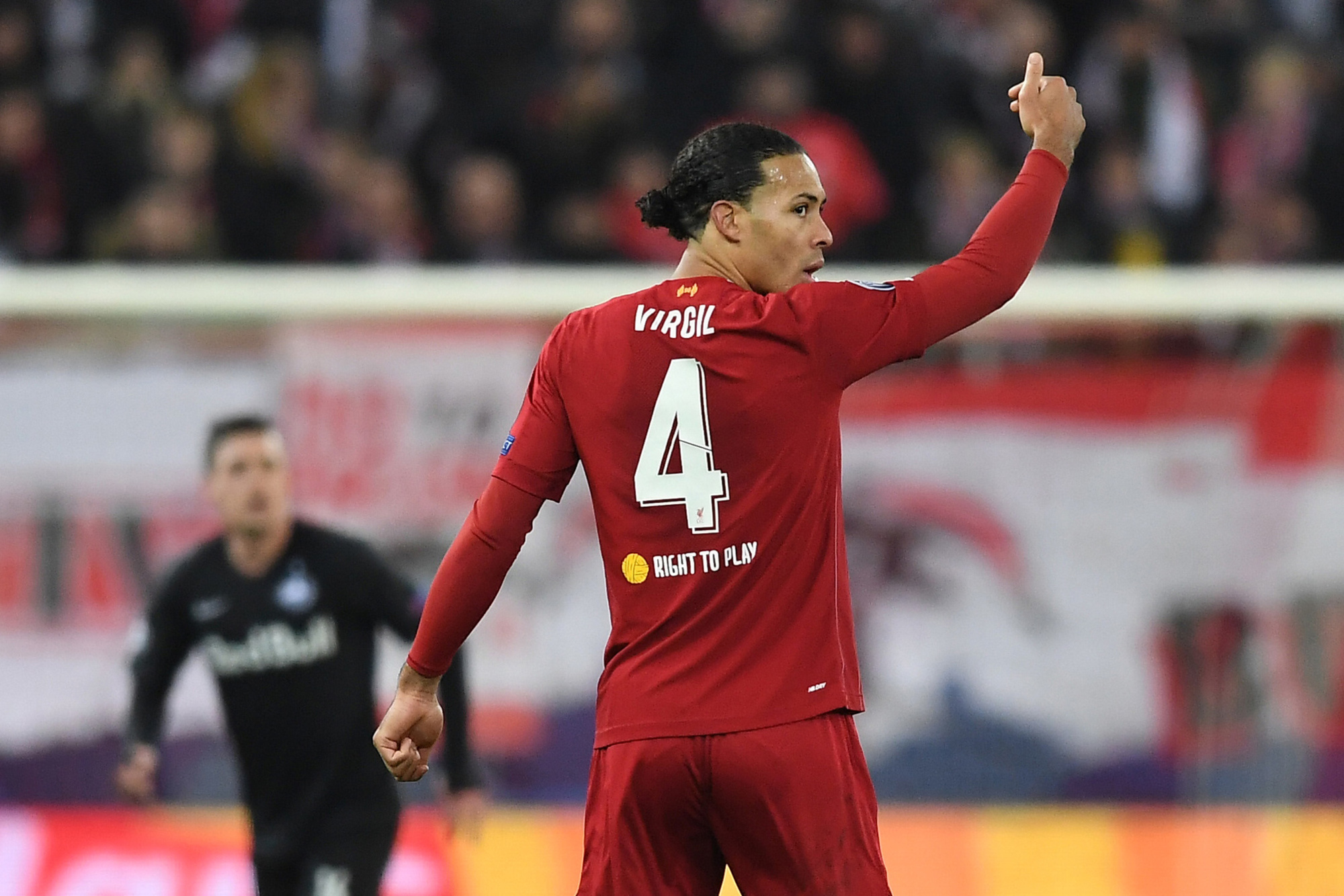 Virgil van Dijk: pure klasse, GETTY