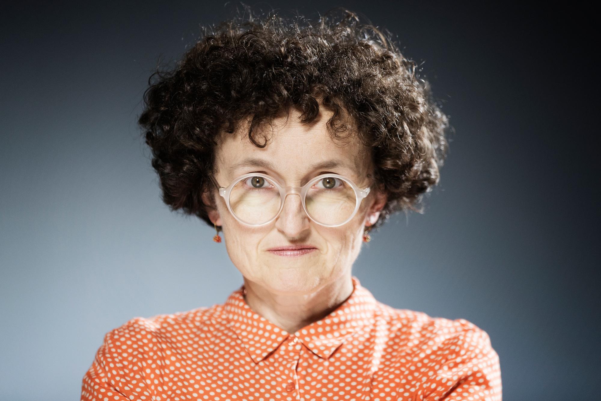 Marie-Hélène Lafon, Joël Saget/AFP