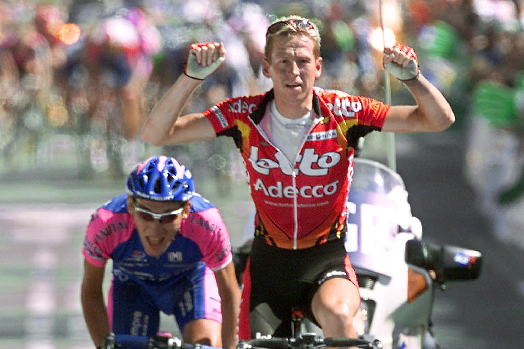 Rik Verbrugghe, vainqueur à Lavaur., belga