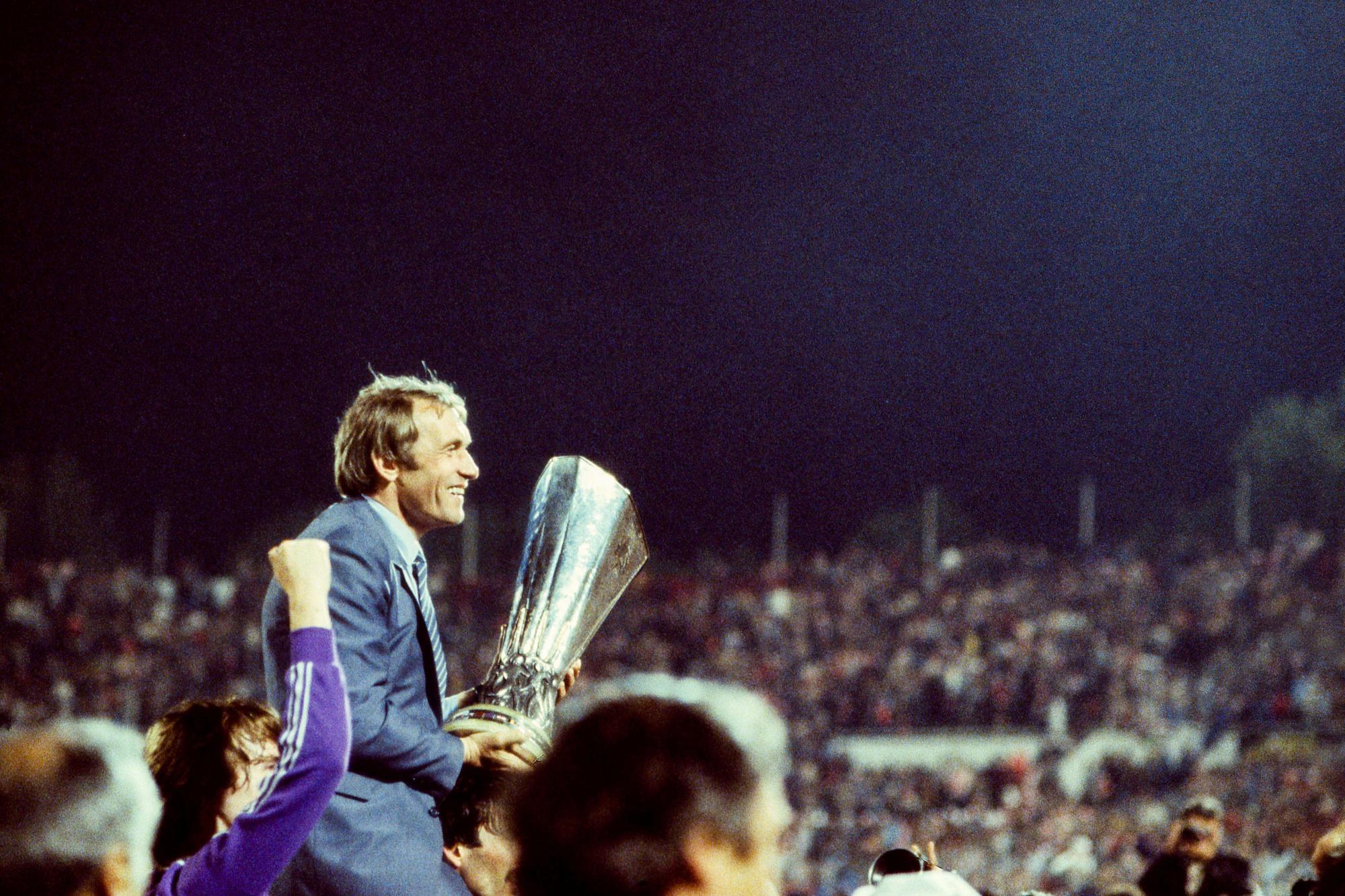 Paul Van Himst et la Coupe UEFA 1983., ICONSPORT