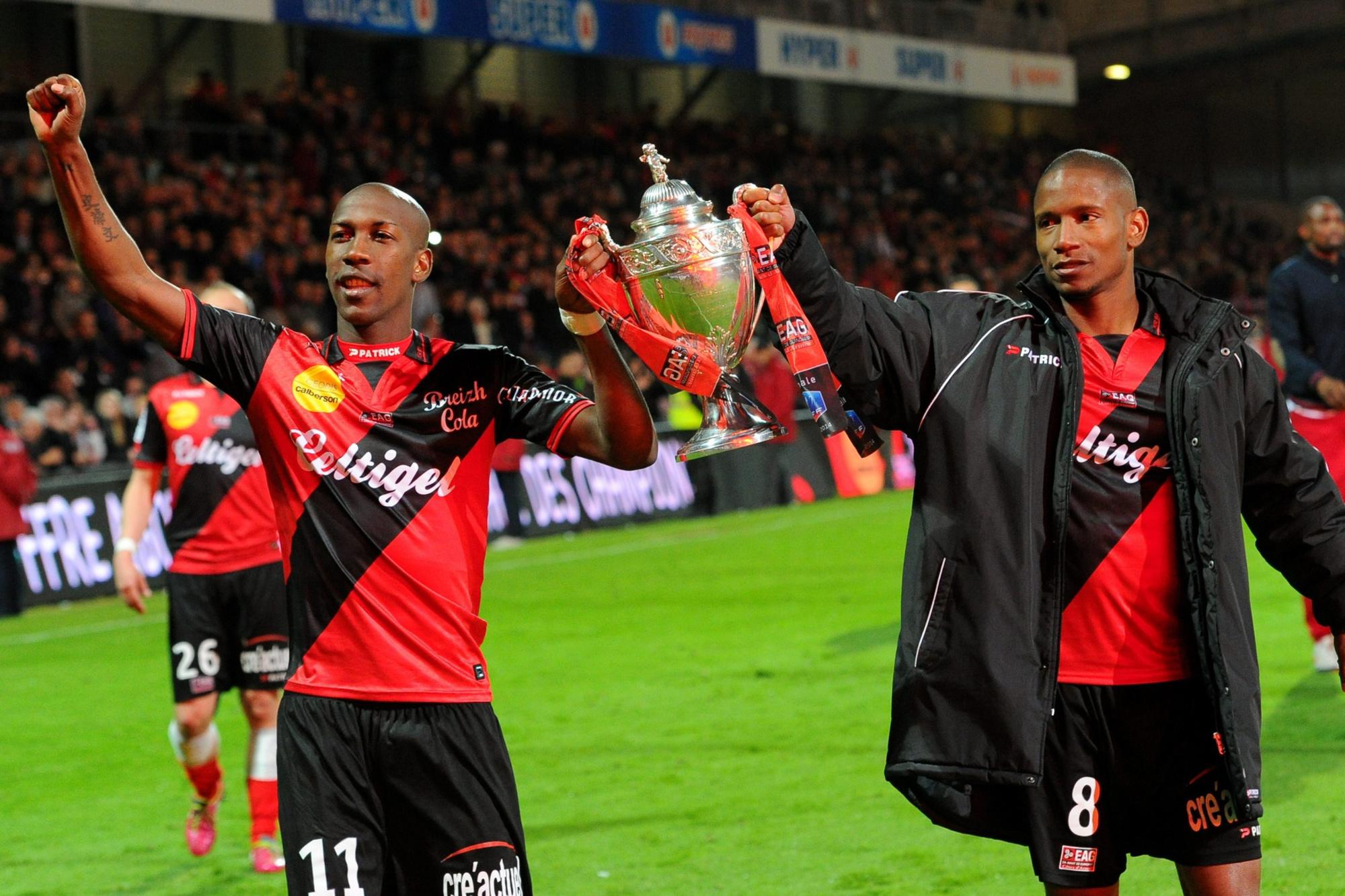 Avec la Coupe de France, remportée avec Gungamp., belga