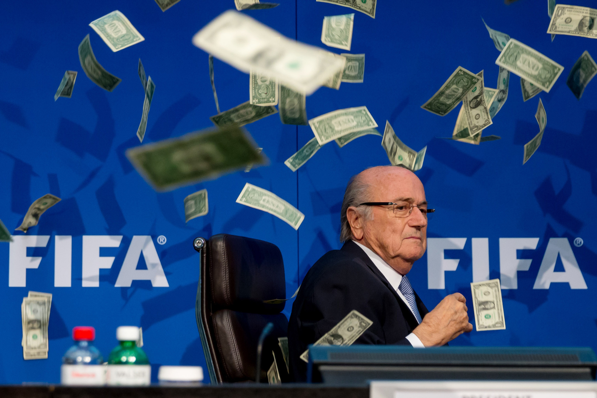 Sepp Blatter, GETTY