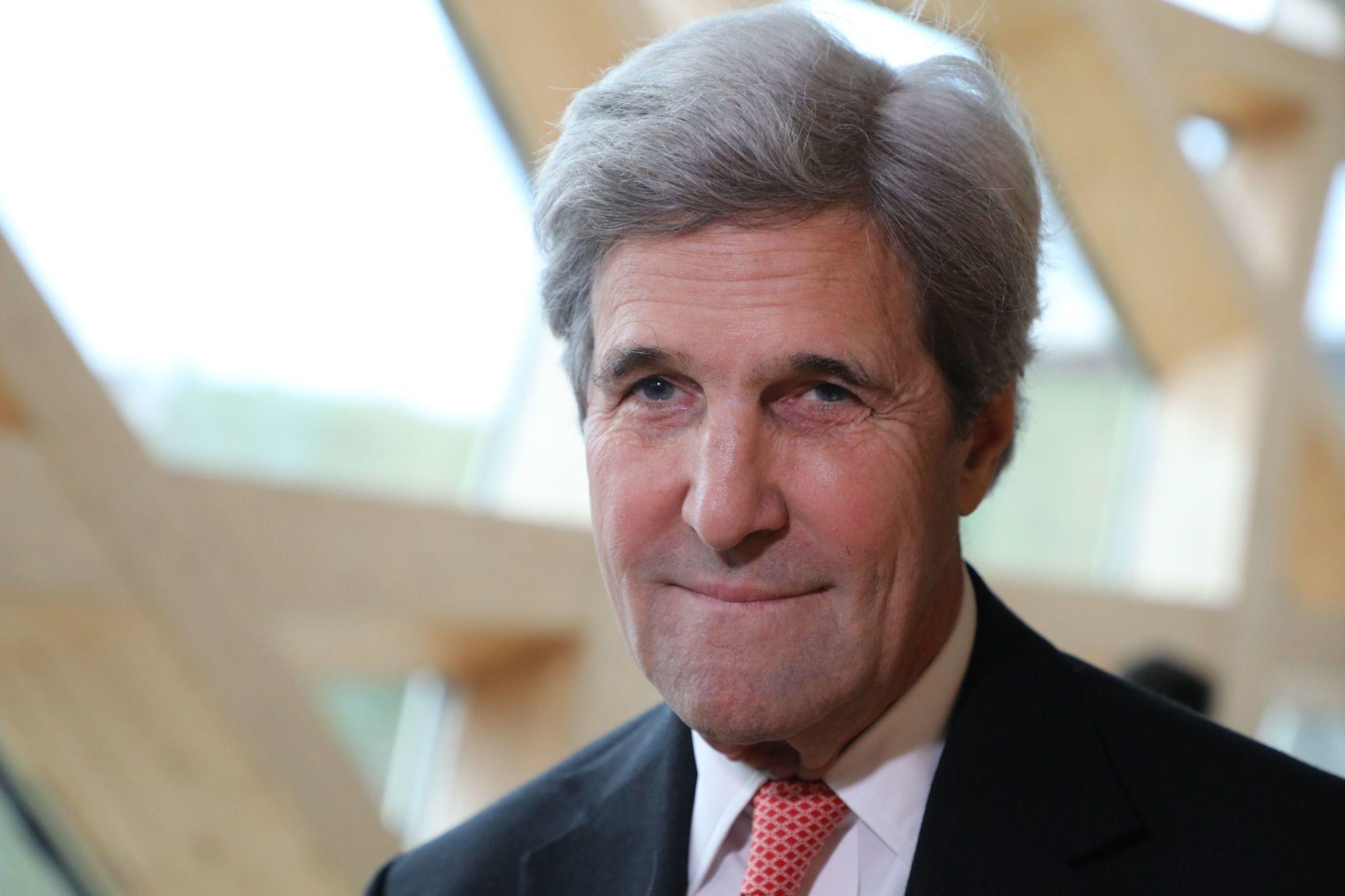 John Kerry, AFP