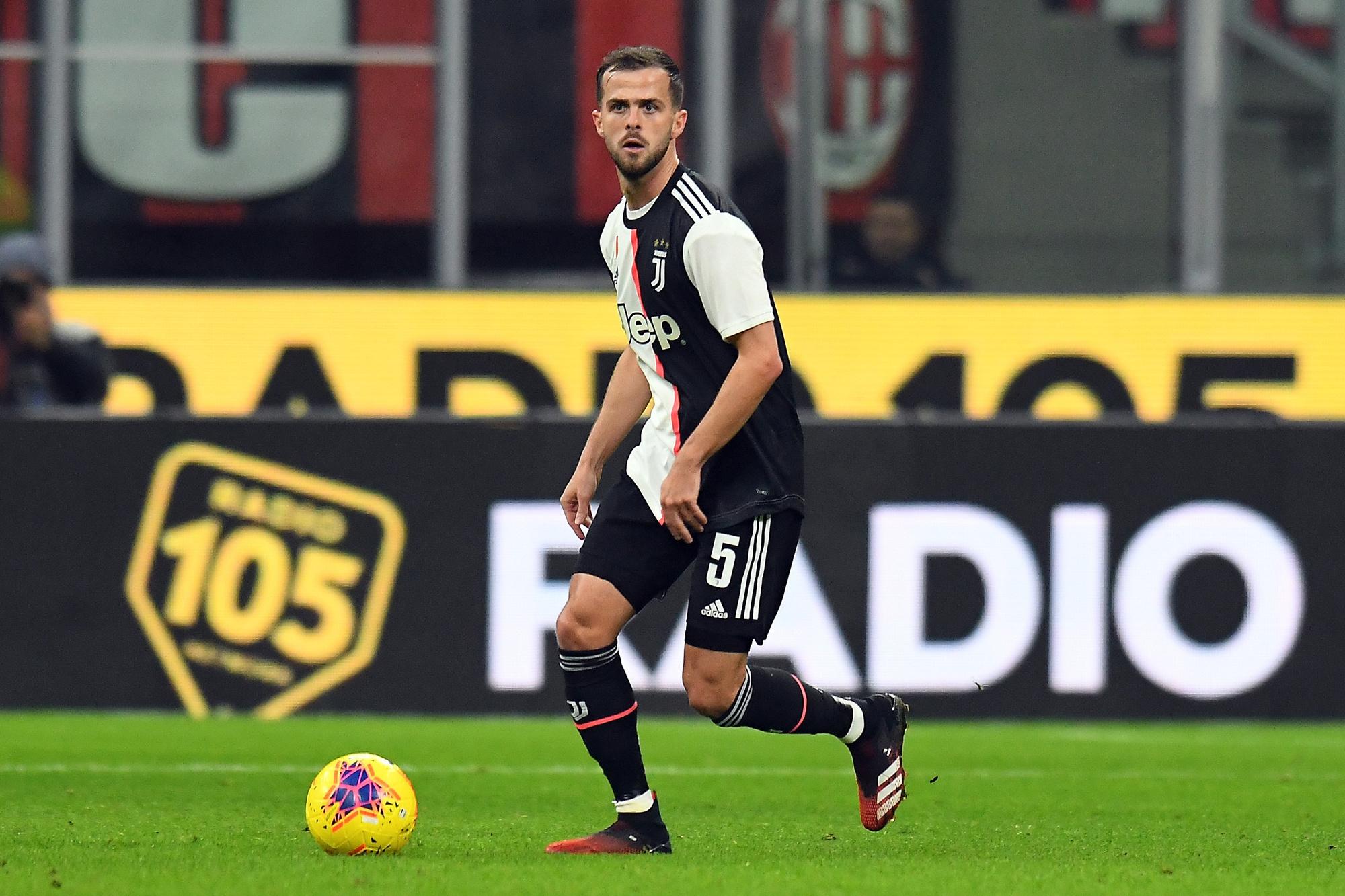 Verrassend genoeg wil Juventus af van Miralem Pjanic., GETTY