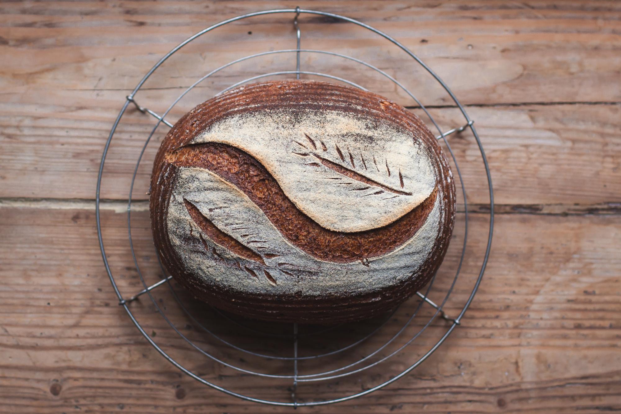 Du pain sans gluten de qualité livré par la poste, n/a