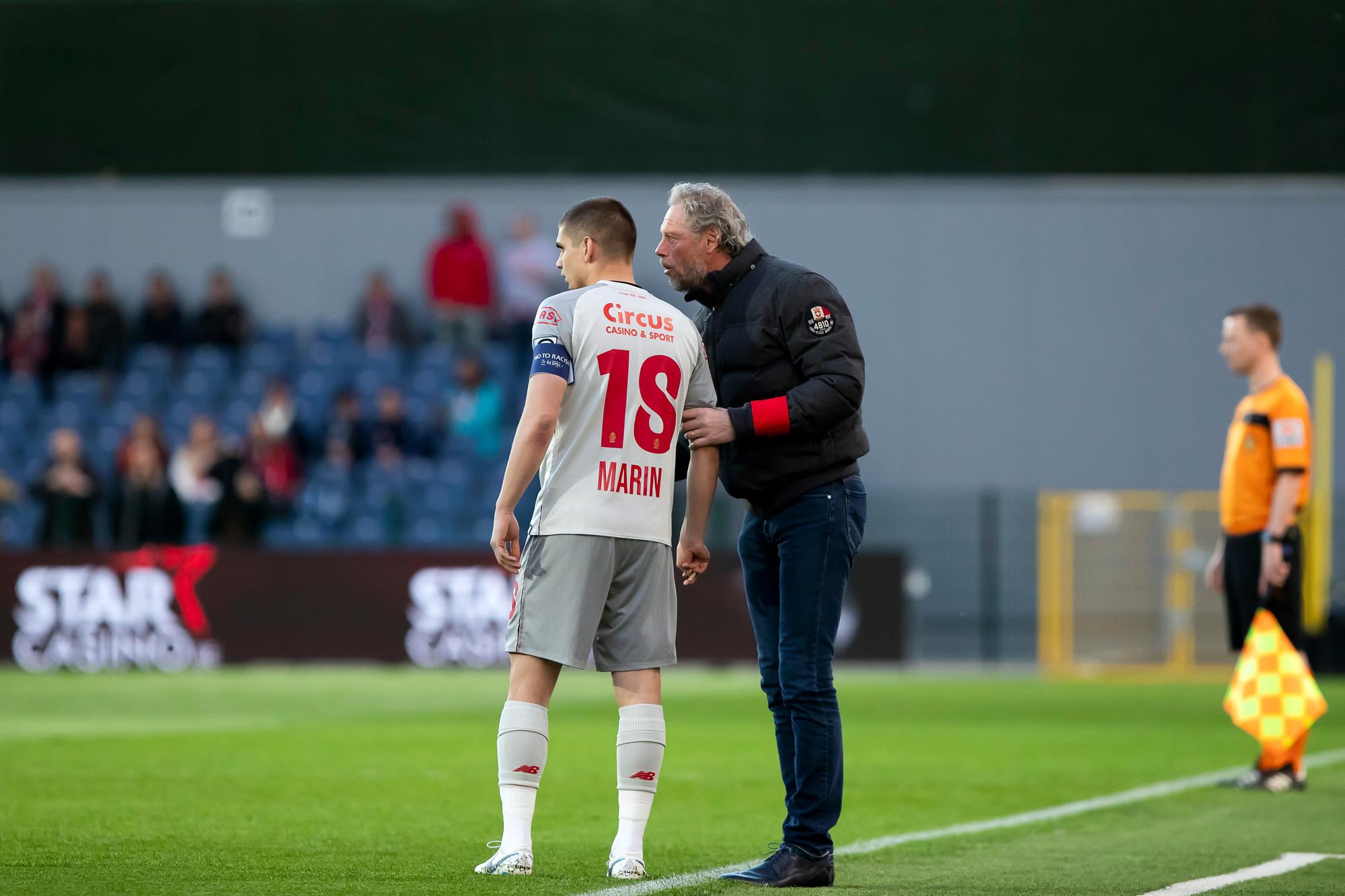 Le transfert de Razvan Marin avait redonné le sourire aux comptes du Standard au printemps dernier., belga