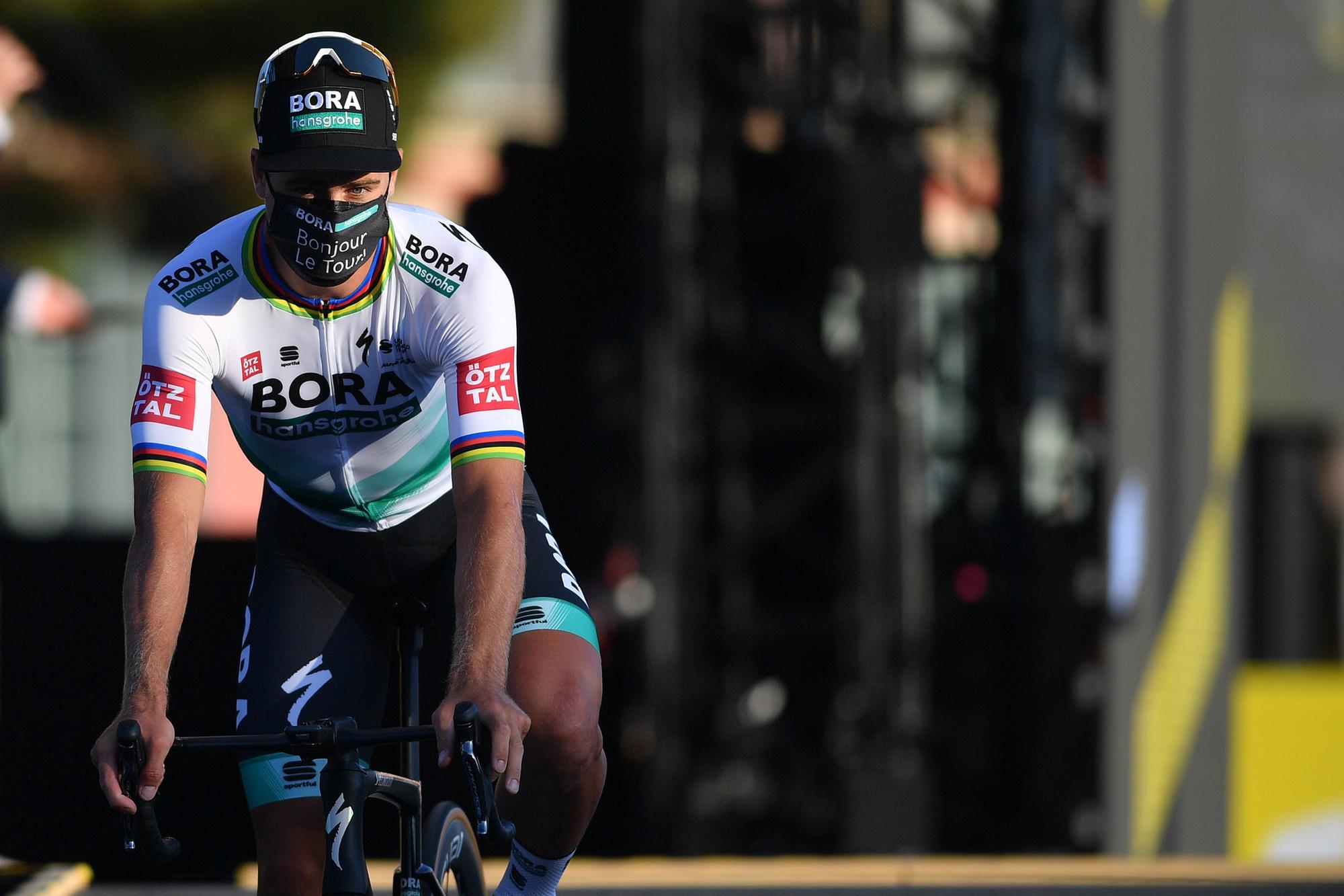 Volgens onze wielerman kan Wout van Aert Peter Sagan niet van een volgende groene trui houden, Belga Image