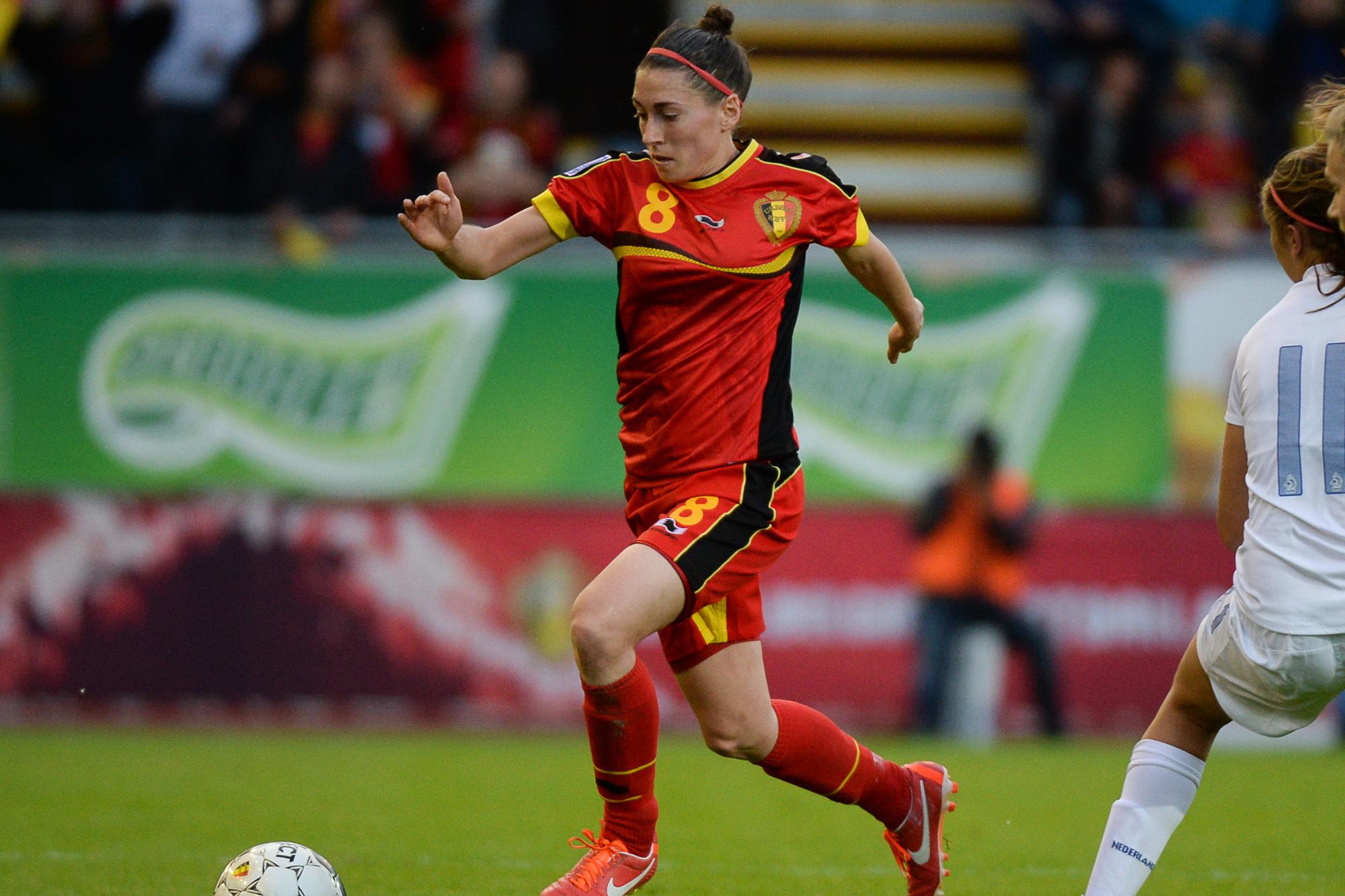 Audrey Demoustier, Belga Image